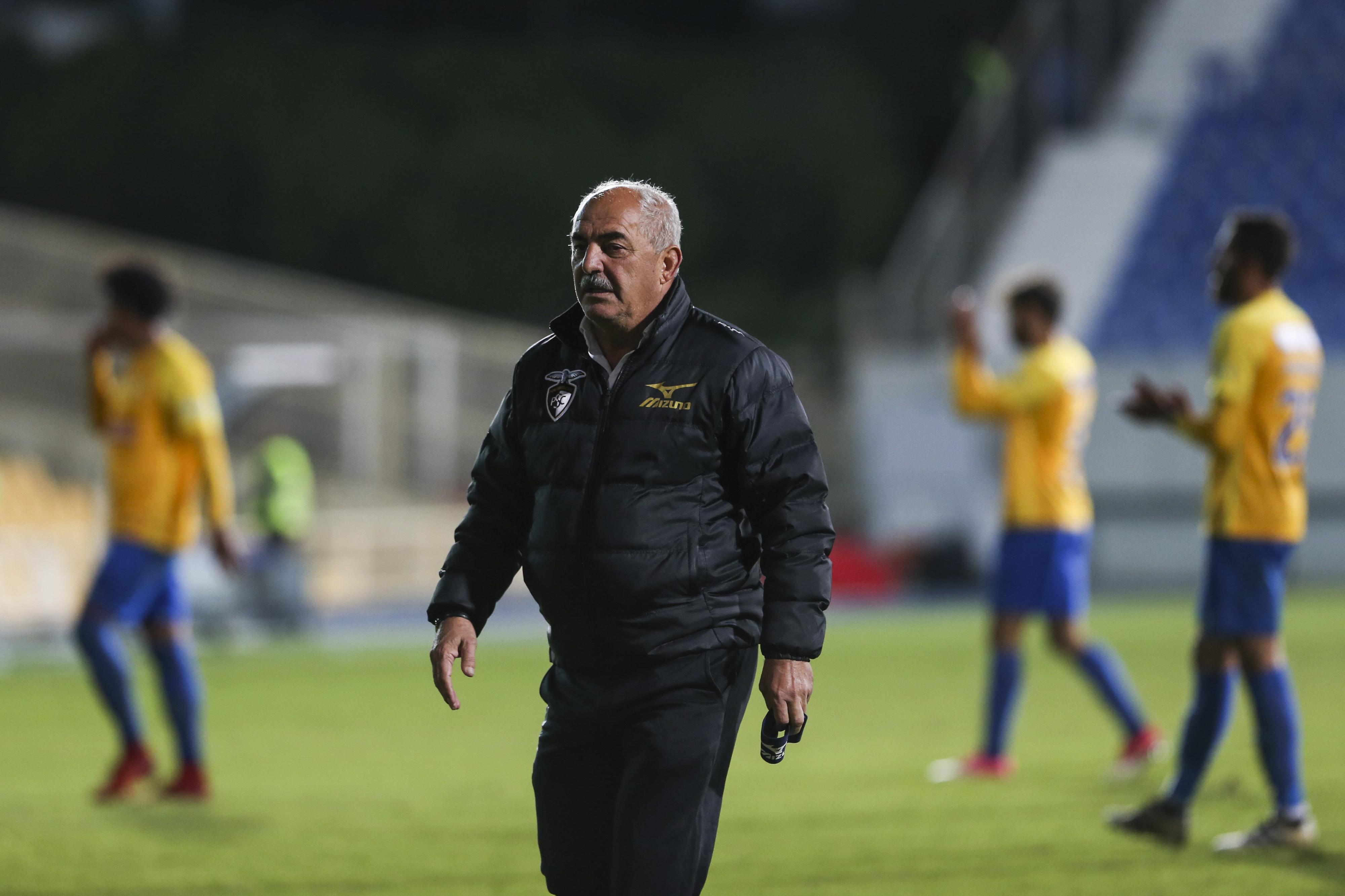 Portimonense quer discutir vitória com Sporting até ao último minuto