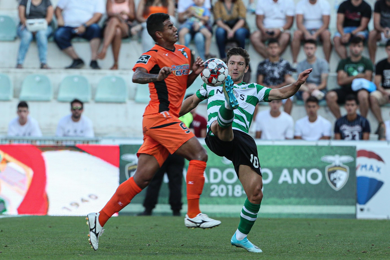 Vietto regressa no Sporting, mas Luiz Phellype, Jesé e Mathieu ficam de fora