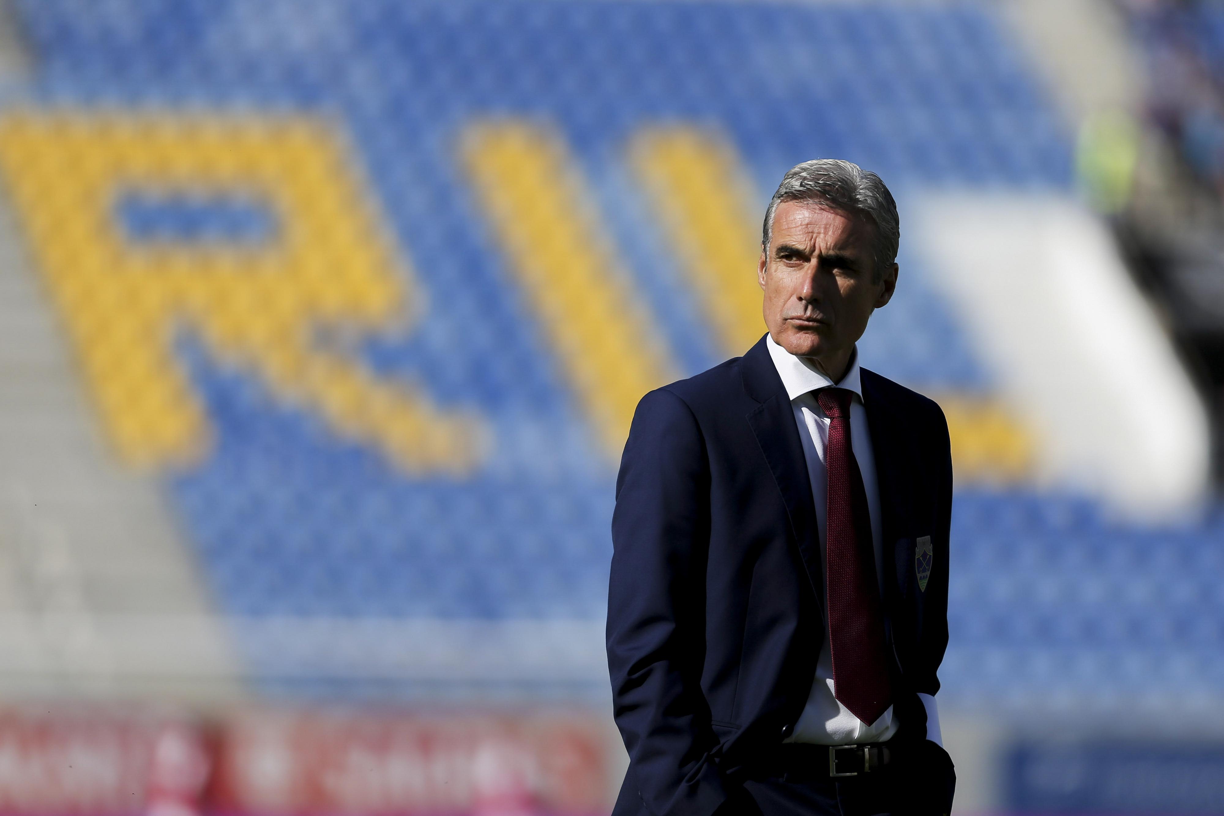 Luís Castro antevê um bom jogo de futebol entre equipas com caminhos semelhantes