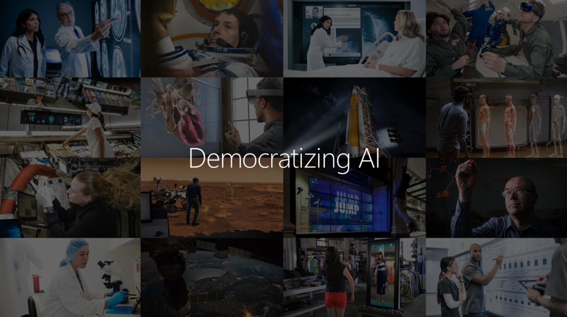"""Microsoft quer """"comprar"""" tempo com a inteligência artificial"""