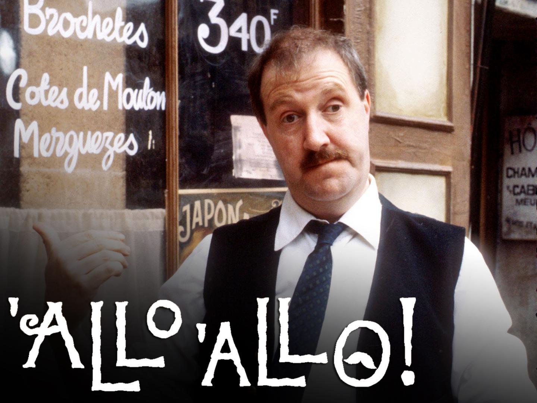 """Morreu Gorden Kaye, o René de """"Alô, Alô"""""""