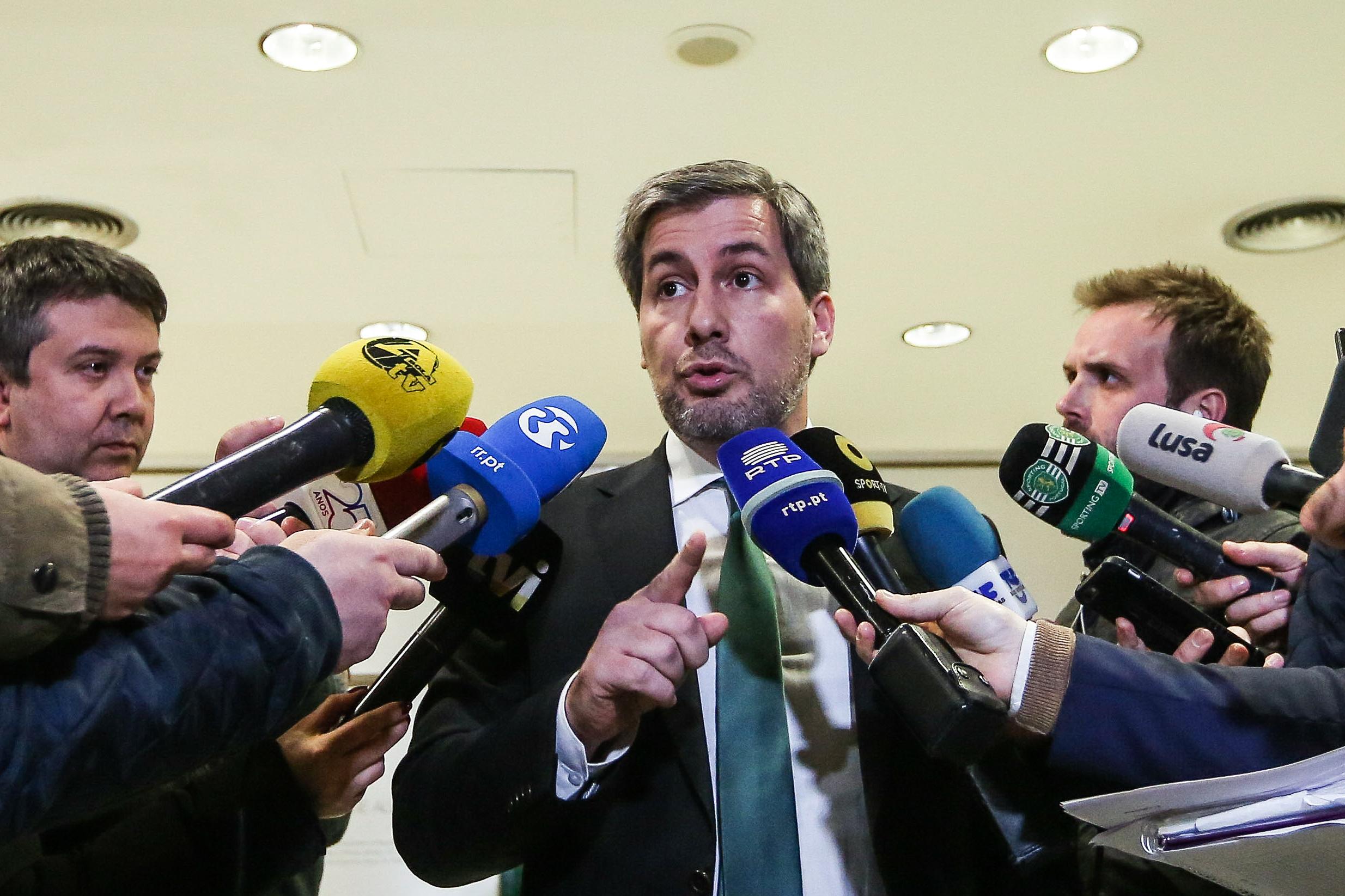 Bruno de Carvalho pede boicote dos adeptos do Sporting à comunicação social