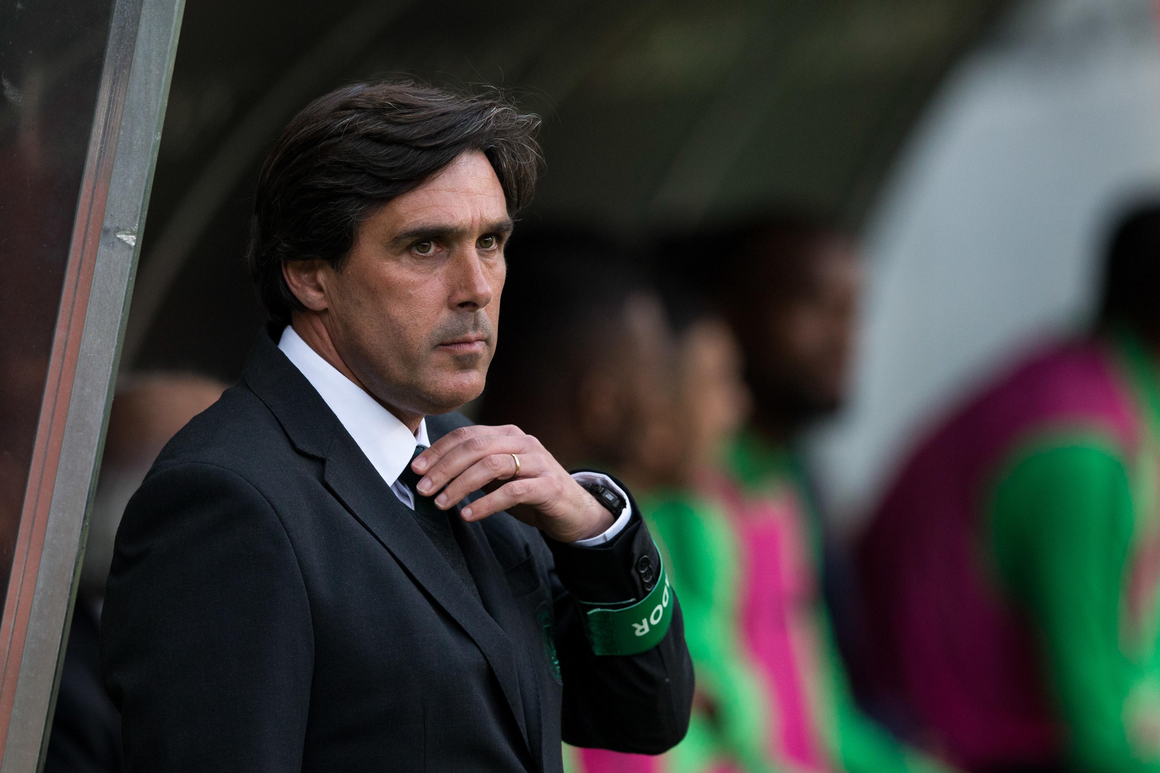 """Treinador do Rio Ave quer evitar o """"relaxe da equipa"""" frente ao Belenenses"""