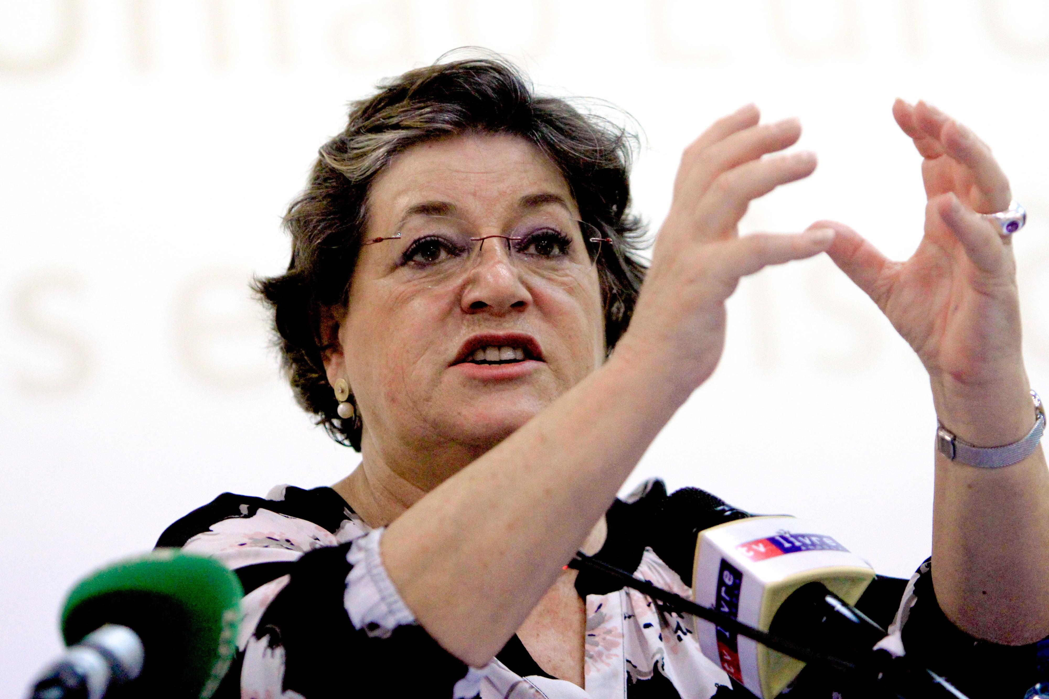 Ana Gomes acusa PGR, CMVM e Banco de Portugal de conivência com Isabel dos Santos