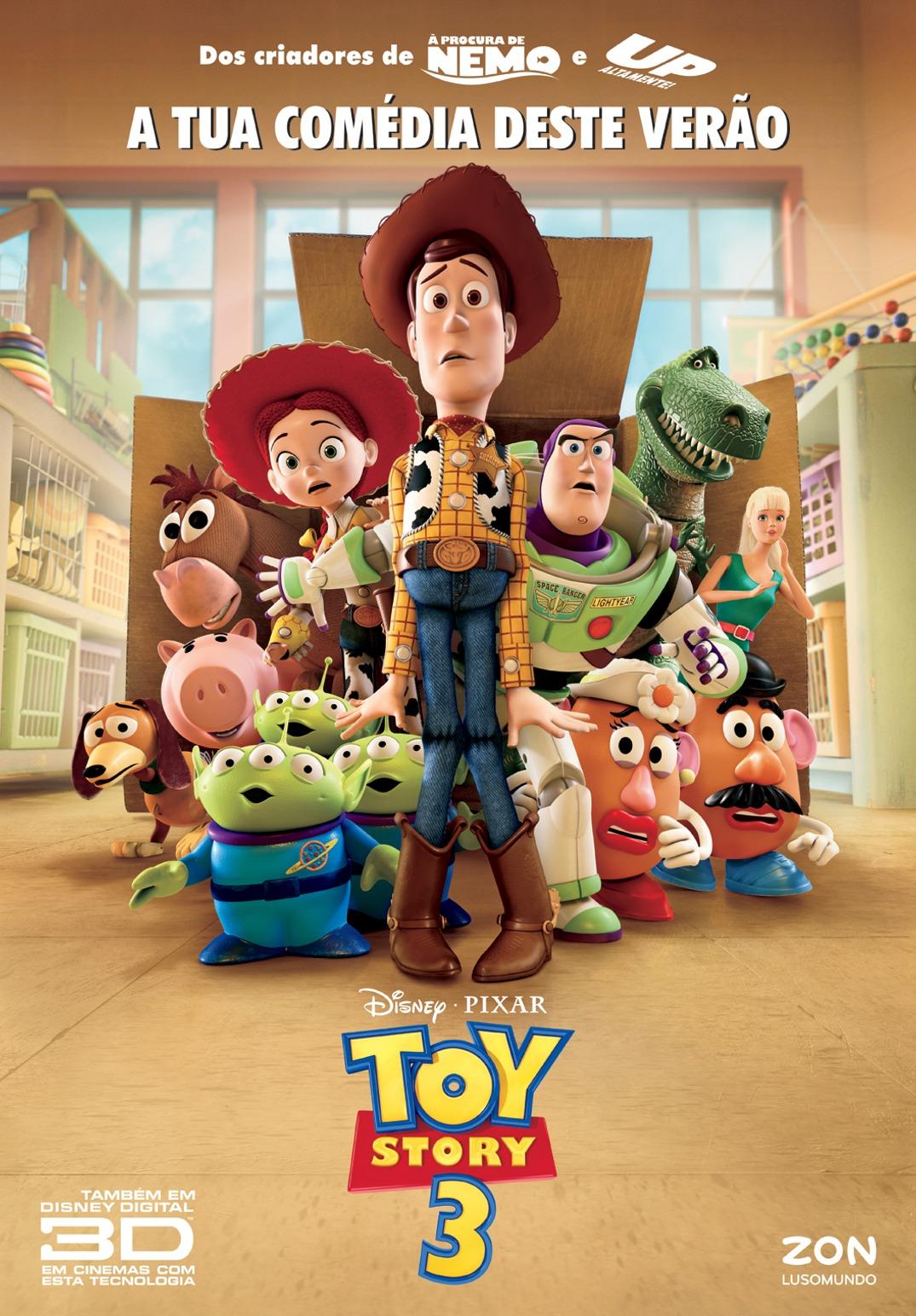Toy Story 3 | SAPO Mag