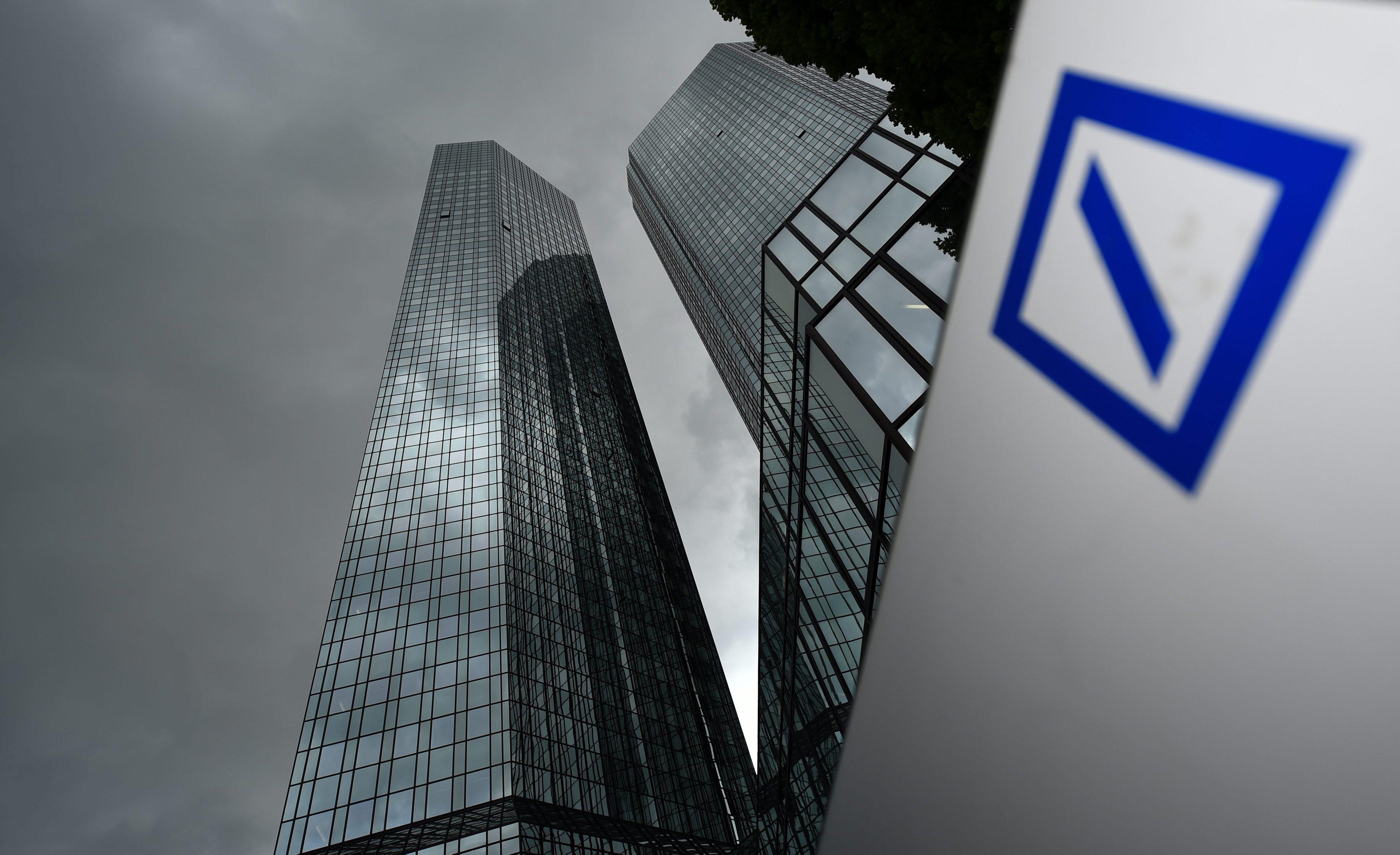 Deutsche Bank passa de prejuízo a lucro de 488ME até setembro