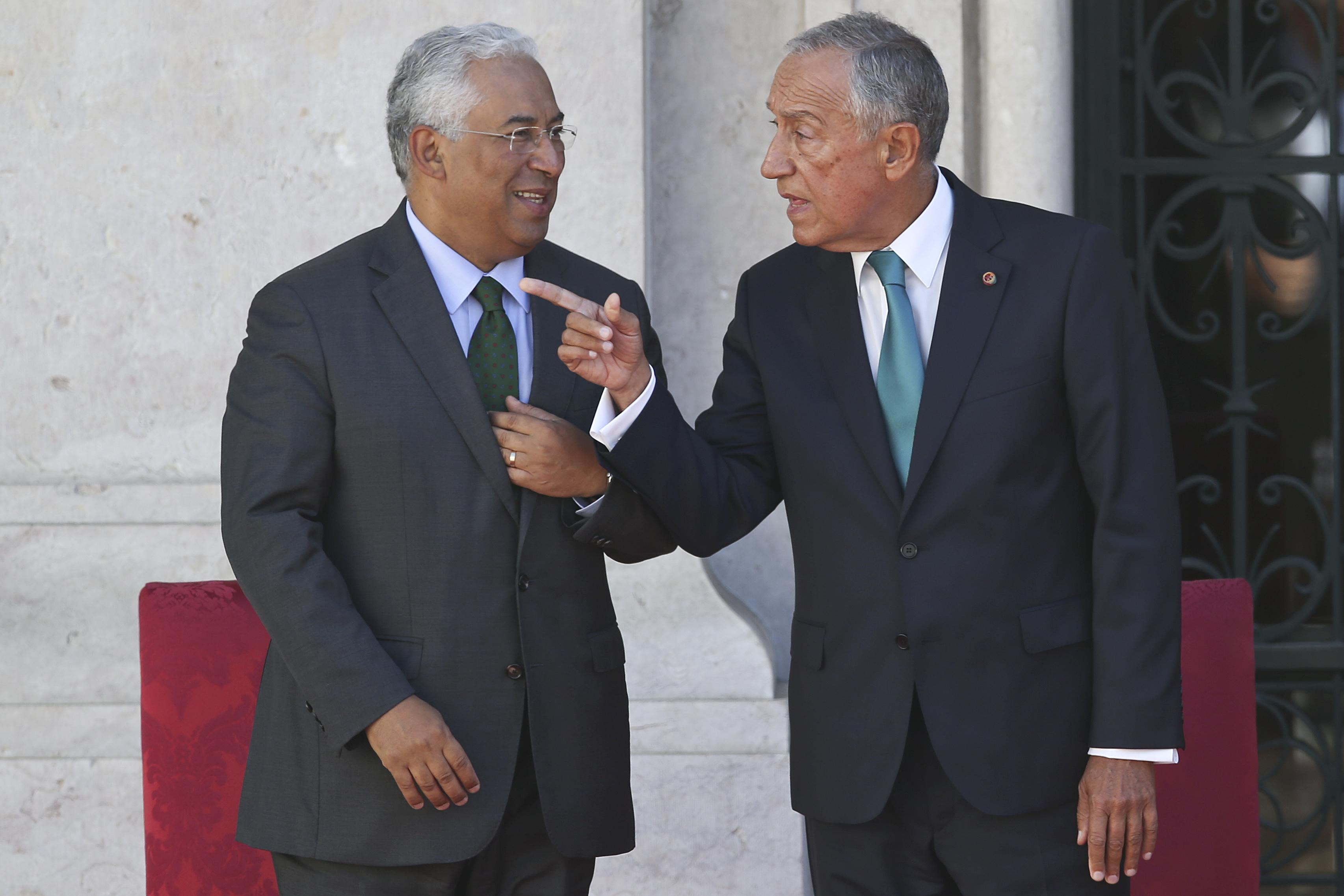 Marcelo e António Costa 'estreiam-se' hoje na Cimeira Ibero-Americana
