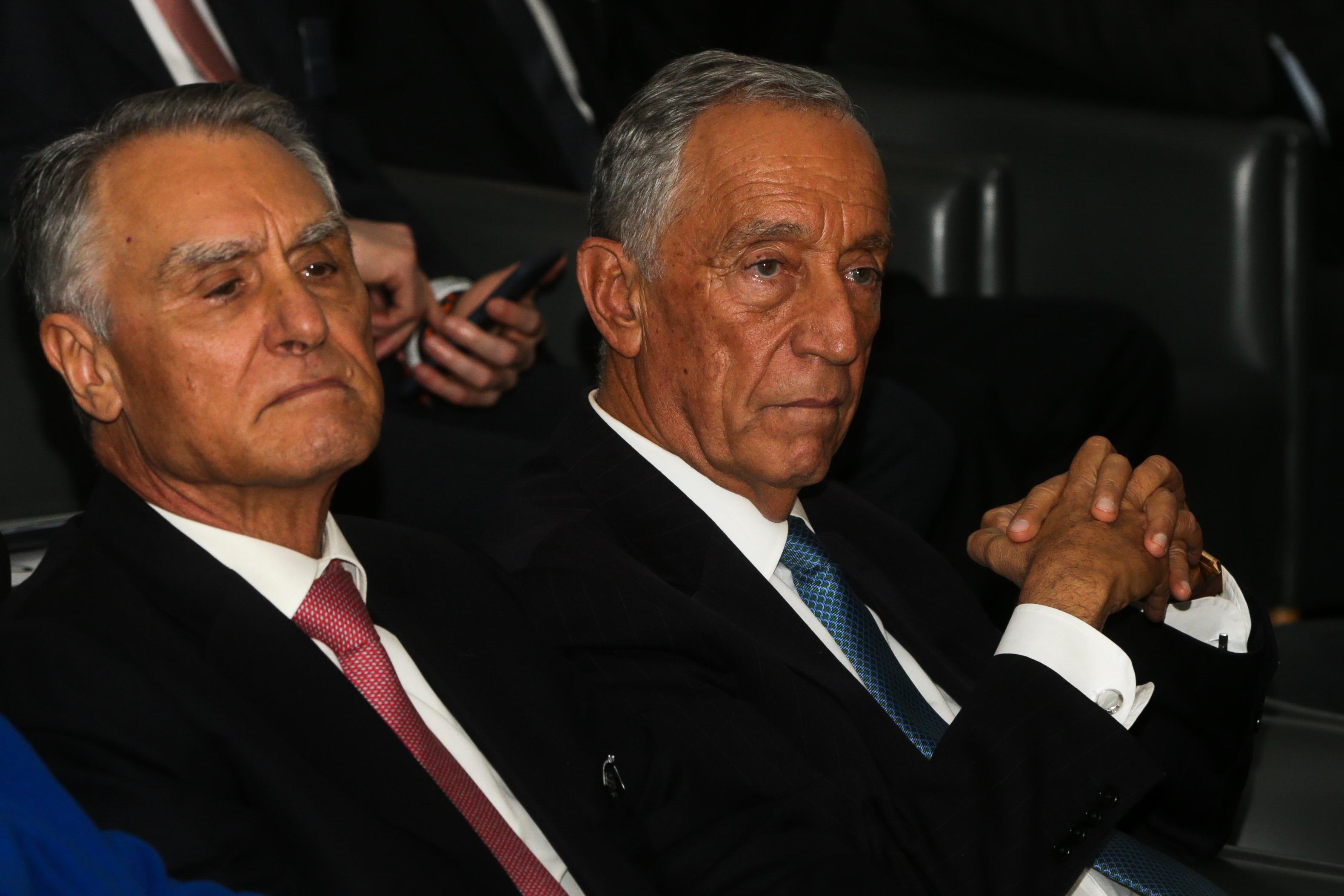 """Marcelo destaca """"subida excecional"""" de Portugal no 'rating' da Fitch"""