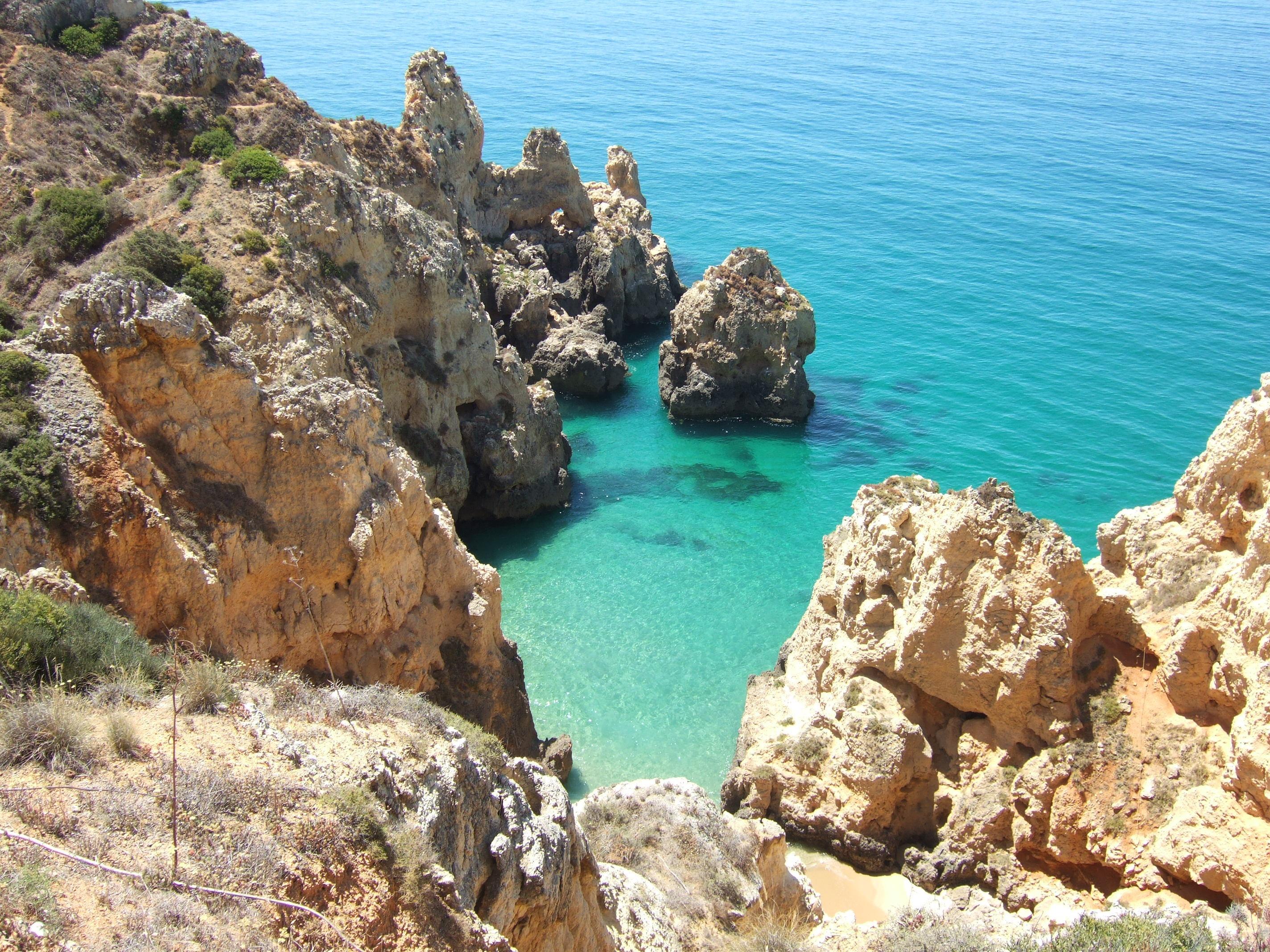 Mar no Algarve está mais quente dois graus do que no ano passado