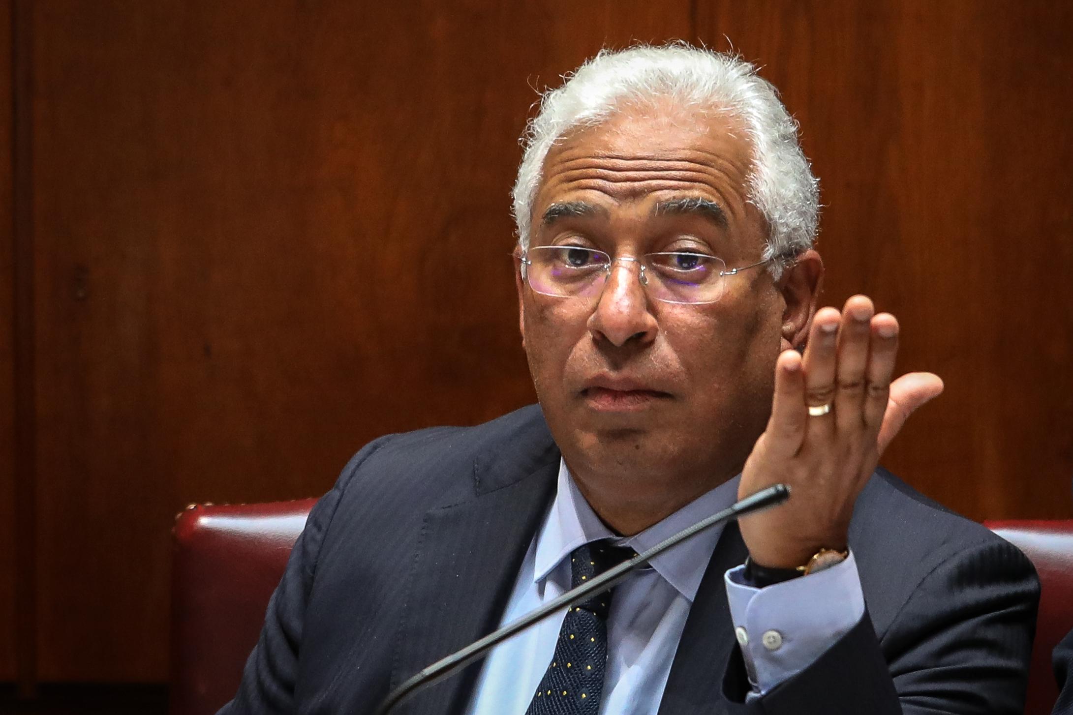 Costa quer Portugal sem centrais a carvão e com 80% de energias renováveis em 2030