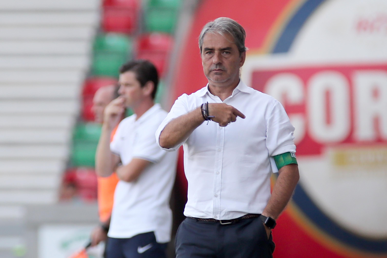 Natxo confiante que Tondela marca um golo no Estádio do Dragão