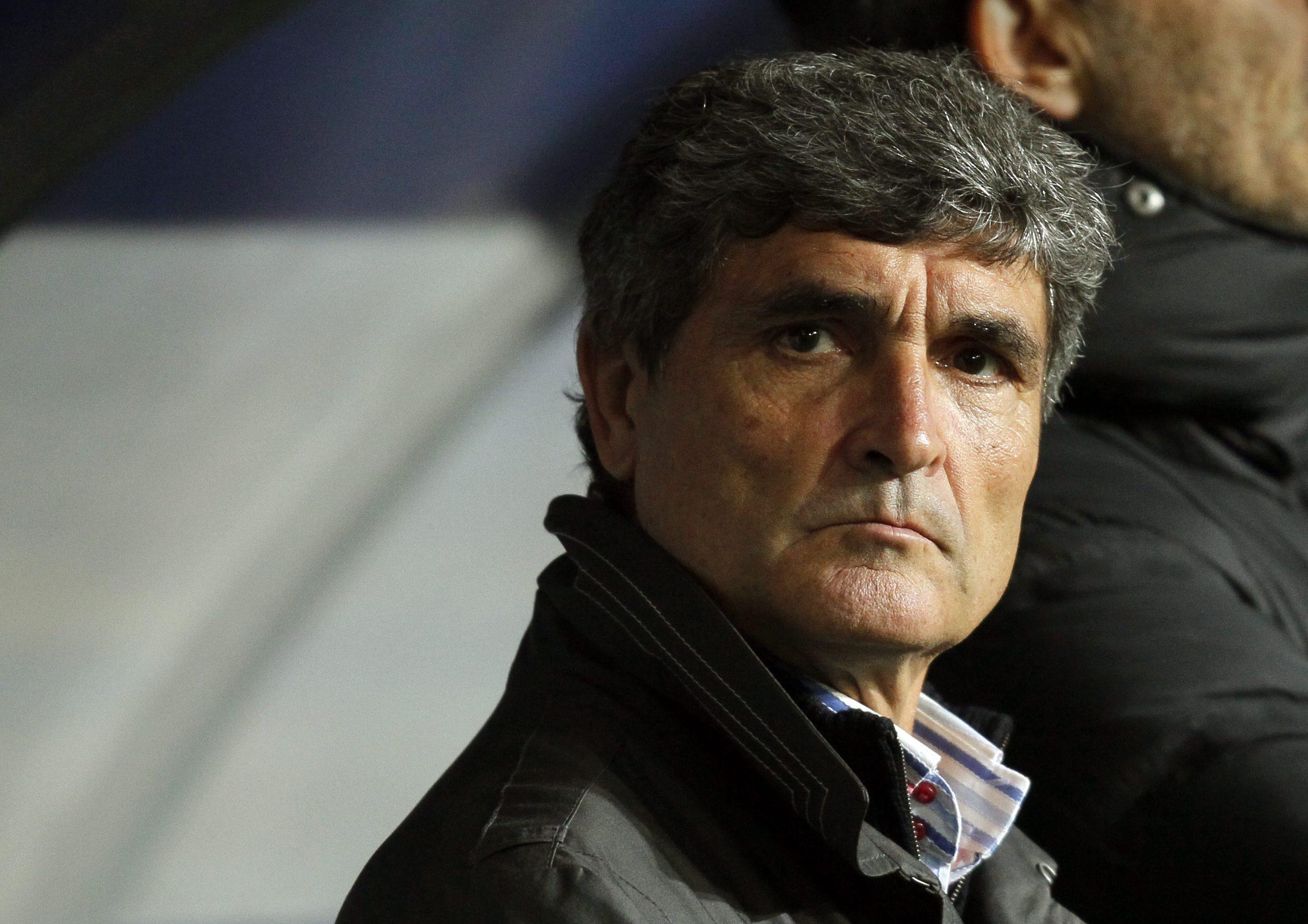 Juande Ramos é o novo treinador do Málaga