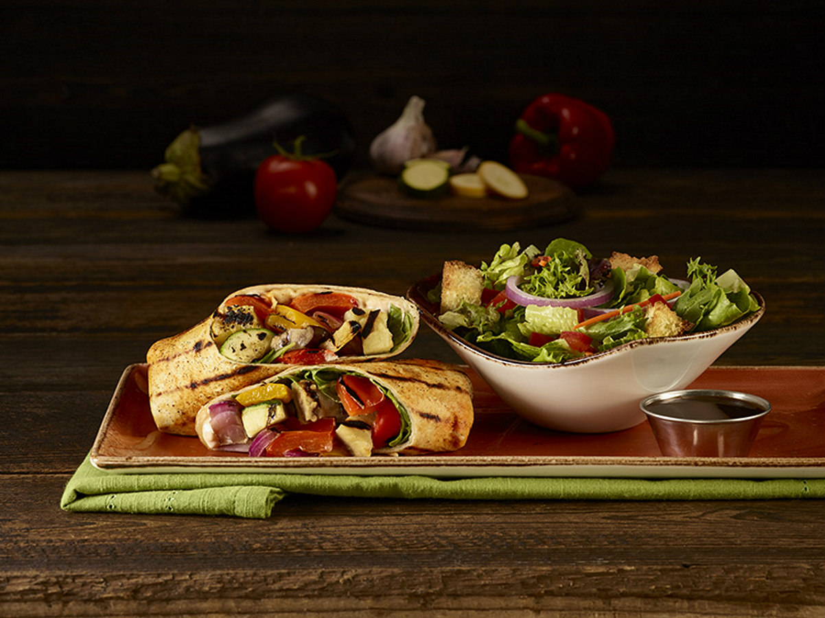 Hard Rock Cafe Lisboa apresenta menu especial com opções exclusivamente vegetarianas