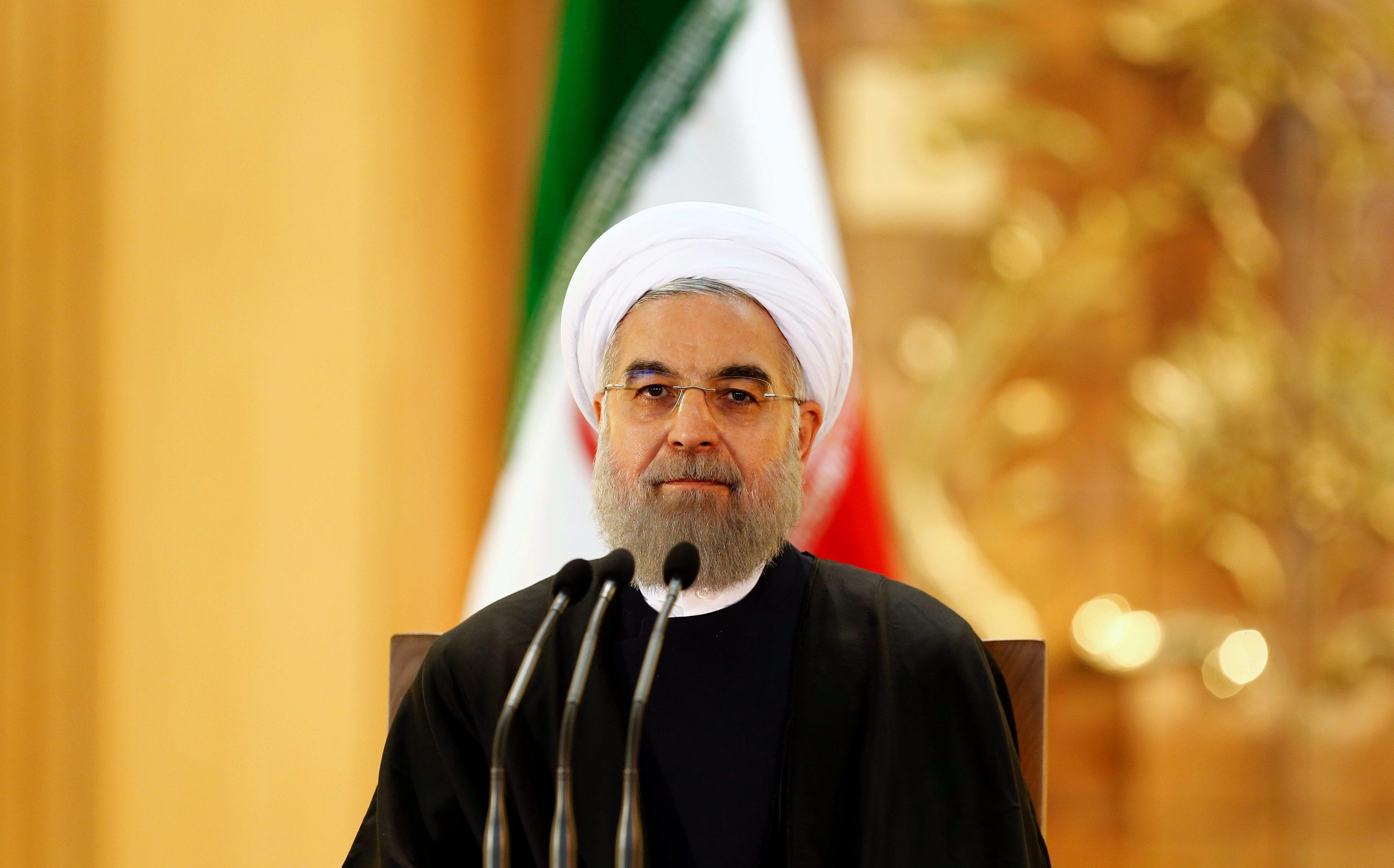 "Irão sai ""vitorioso"" dos protestos dos últimos dias - presidente Rohani"