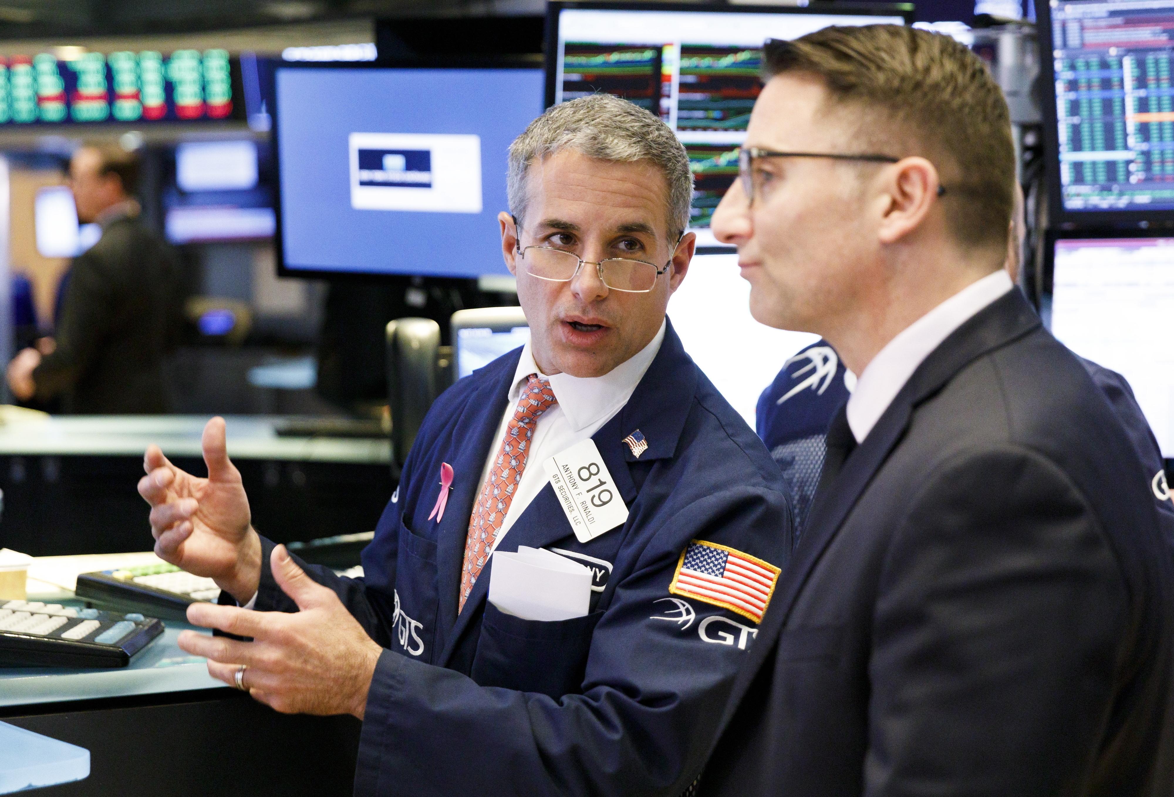 Tecnológicas agravam depressão que se vive em Wall Street