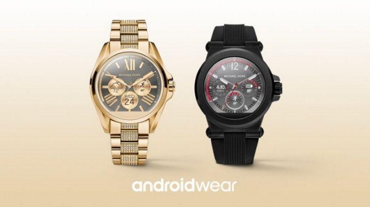 b4cecbd851b Michael Kors anuncia smartwatch para o próximo outono - Equipamentos ...
