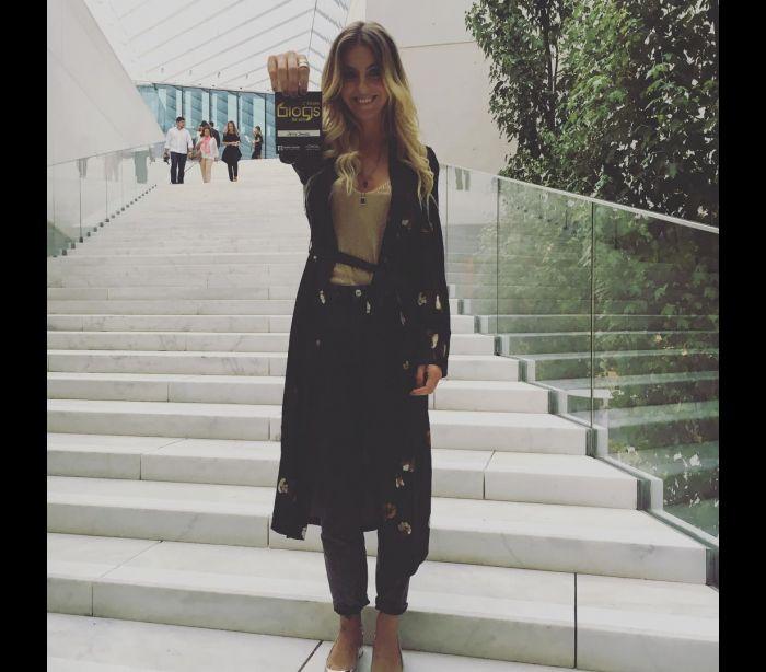 Blogue de Jessica Athayde vence prémio