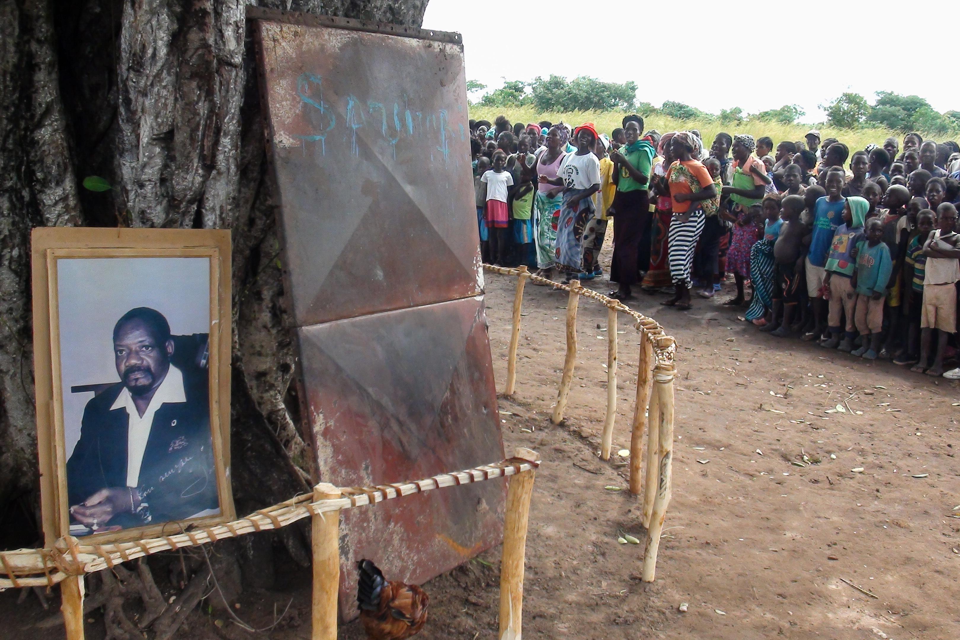 Restos mortais de Savimbi só serão exumados em 2019