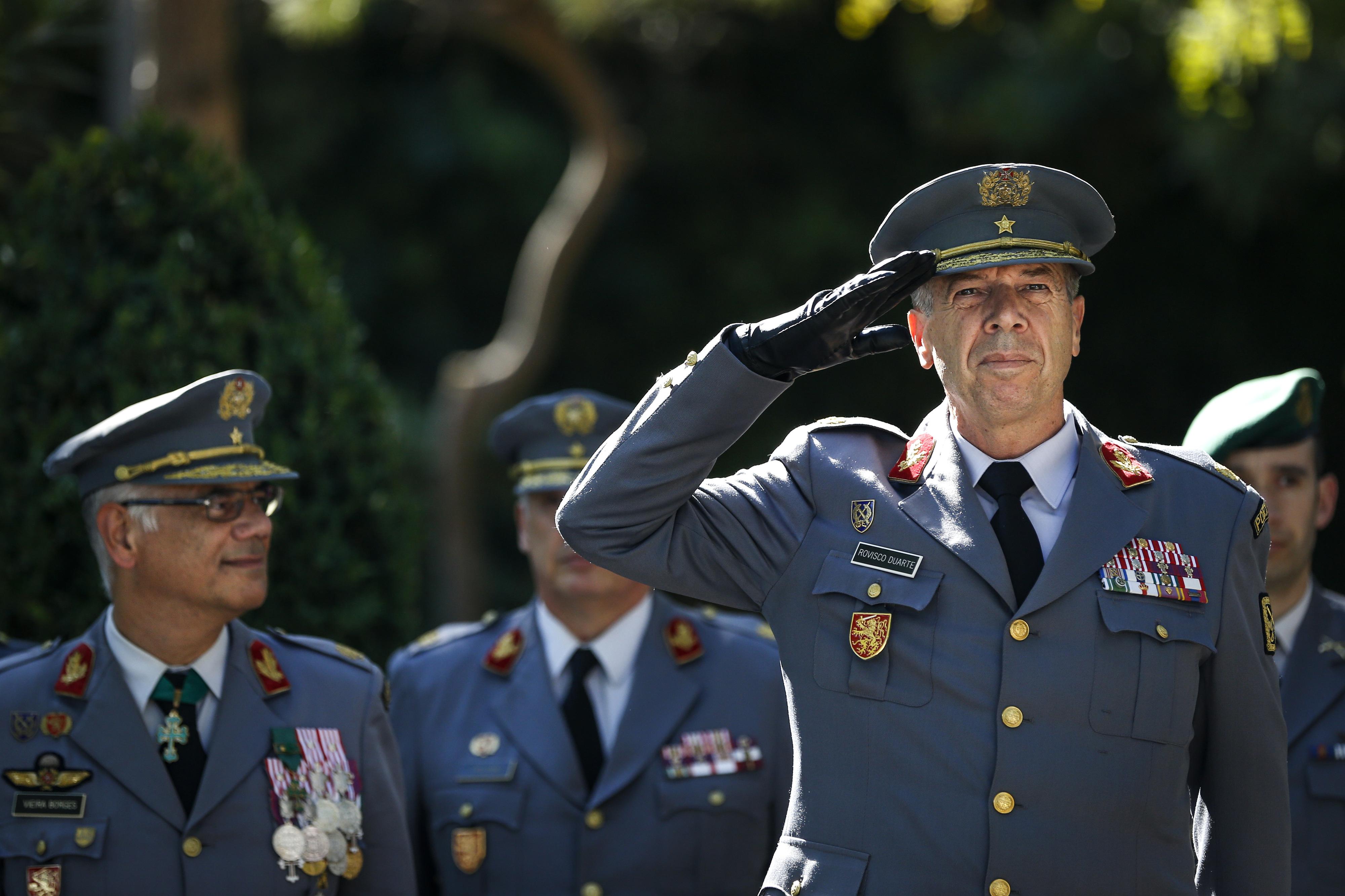 Presidente recebeu pedido de resignação do Chefe do Estado-Maior do Exército