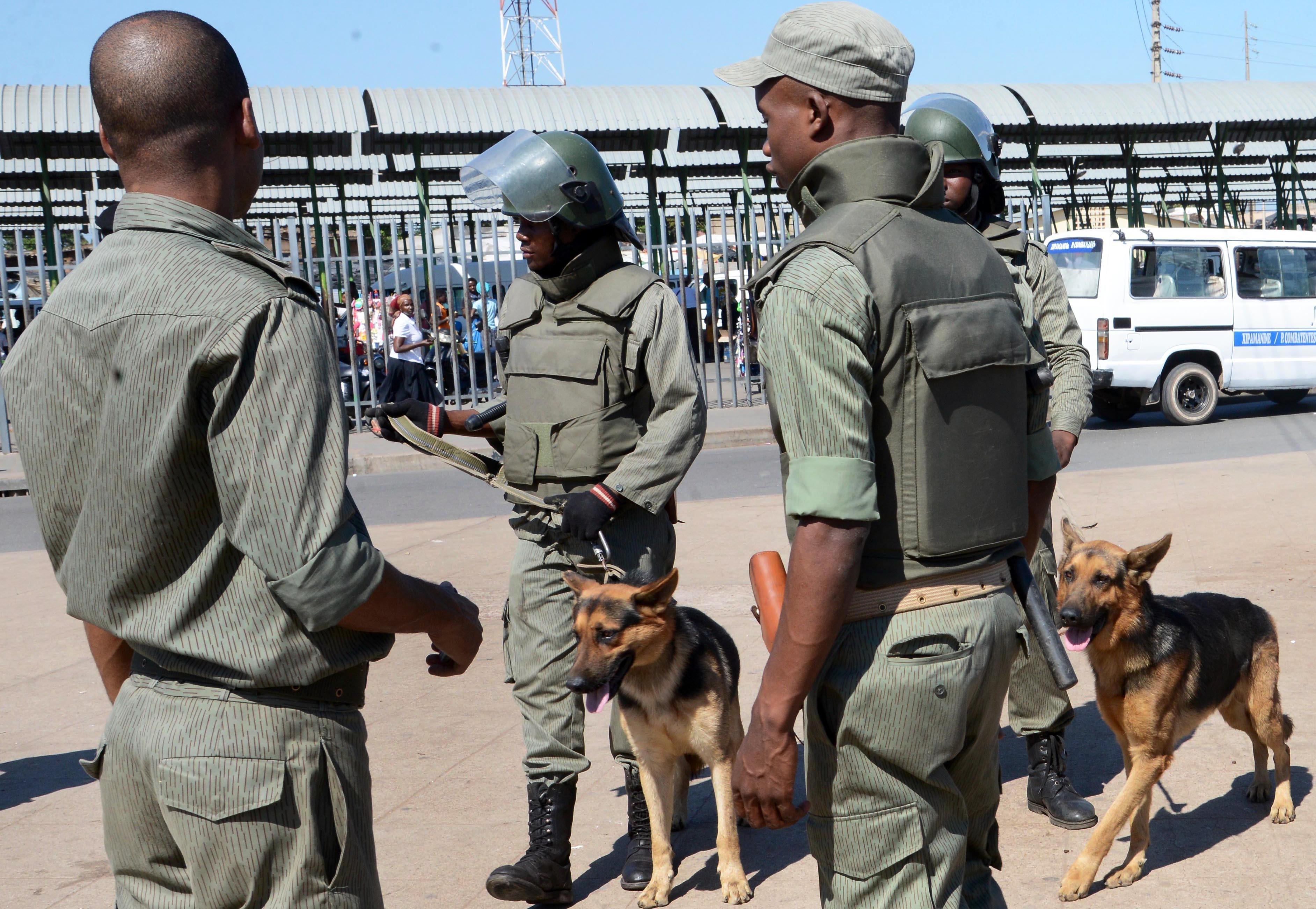 Crimes registados em Moçambique baixaram 1,1% em 2017
