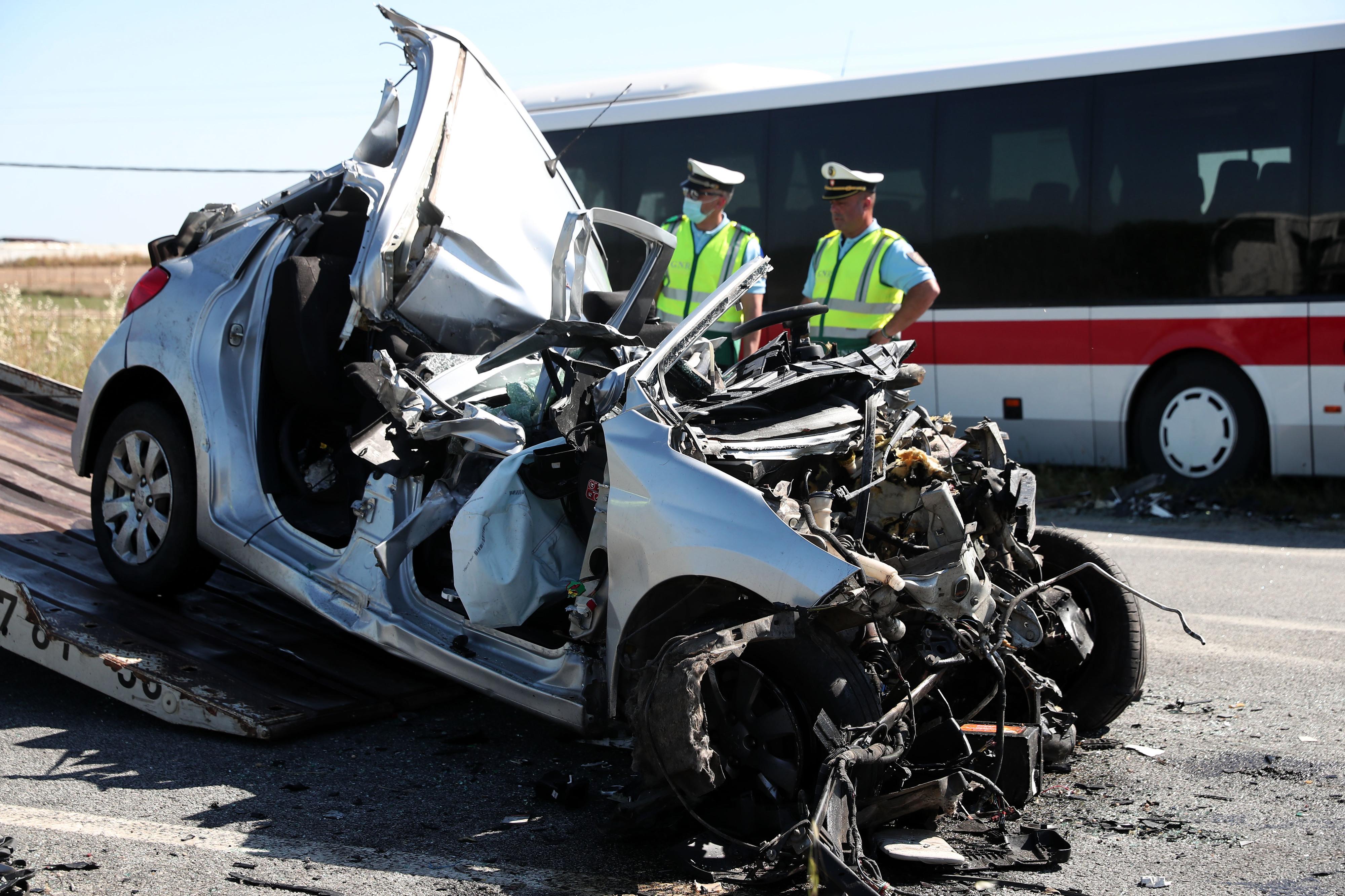 Sinistralidade rodoviária agravou-se em agosto com aumento de mortos e acidentes