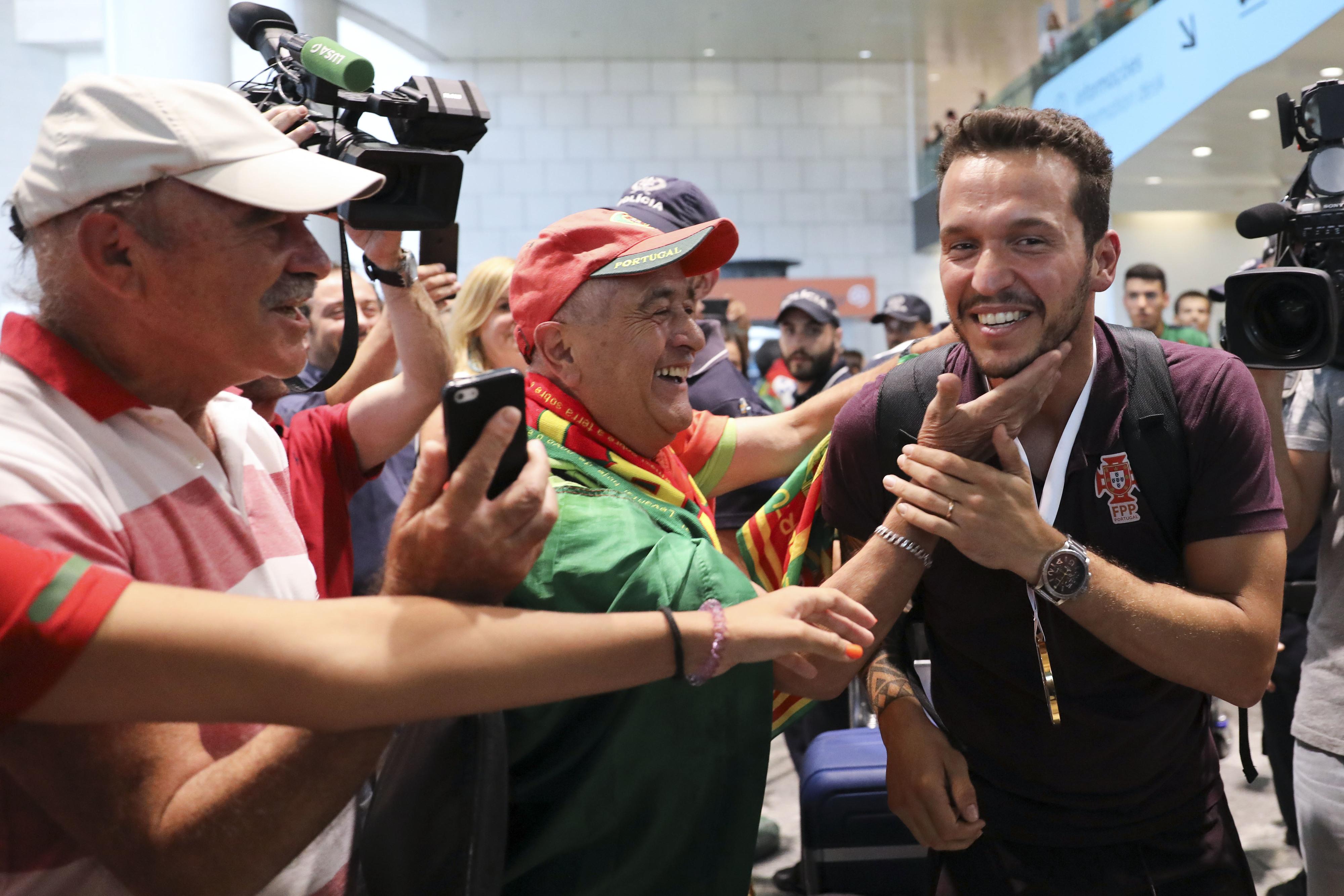 Hoquista Ângelo Girão disse nunca ter pensado ser o herói português do Mundial