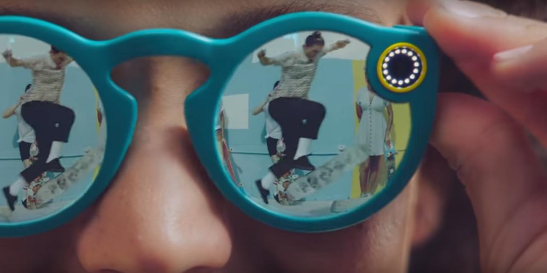 Snapchat muda de nome e prepara o lançamento de uns óculos de sol
