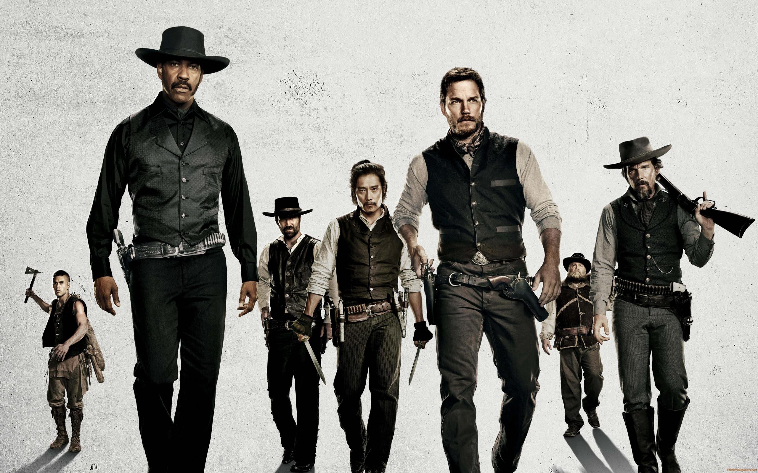 """""""Os Sete Magníficos"""" e mais 40 westerns das nossas vidas"""