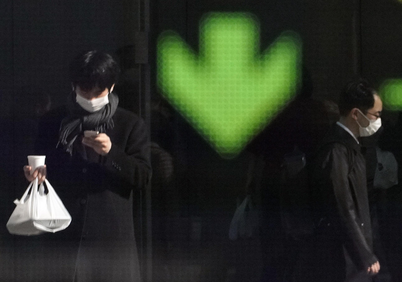 Bolsa de Tóquio desce 0,69% no fecho