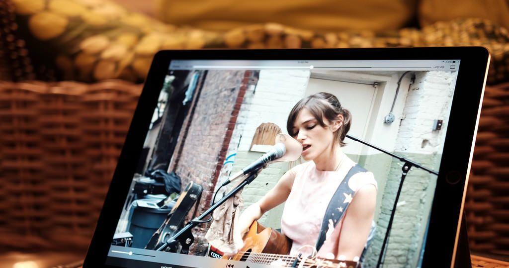 Fotografia mostra o que pode vir a ser o novo iPad Pro 2