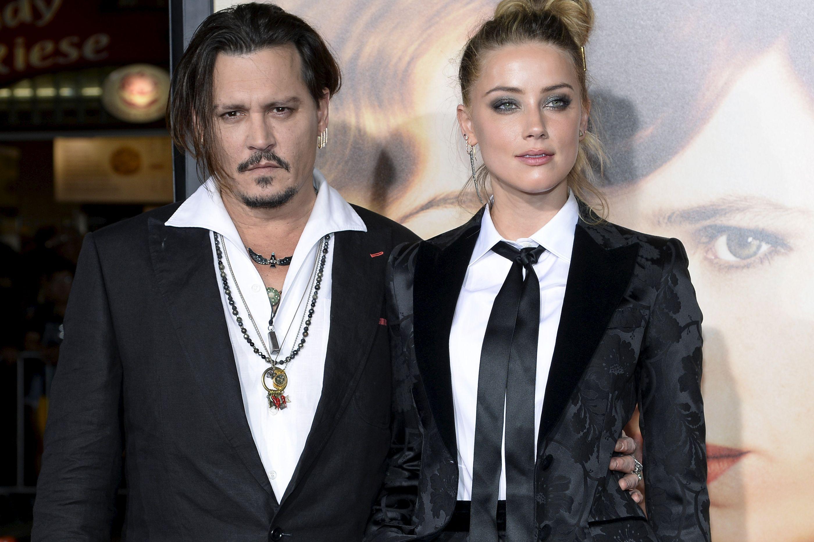 Agentes e Johnny Depp sabiam das agressões à ex-mulher