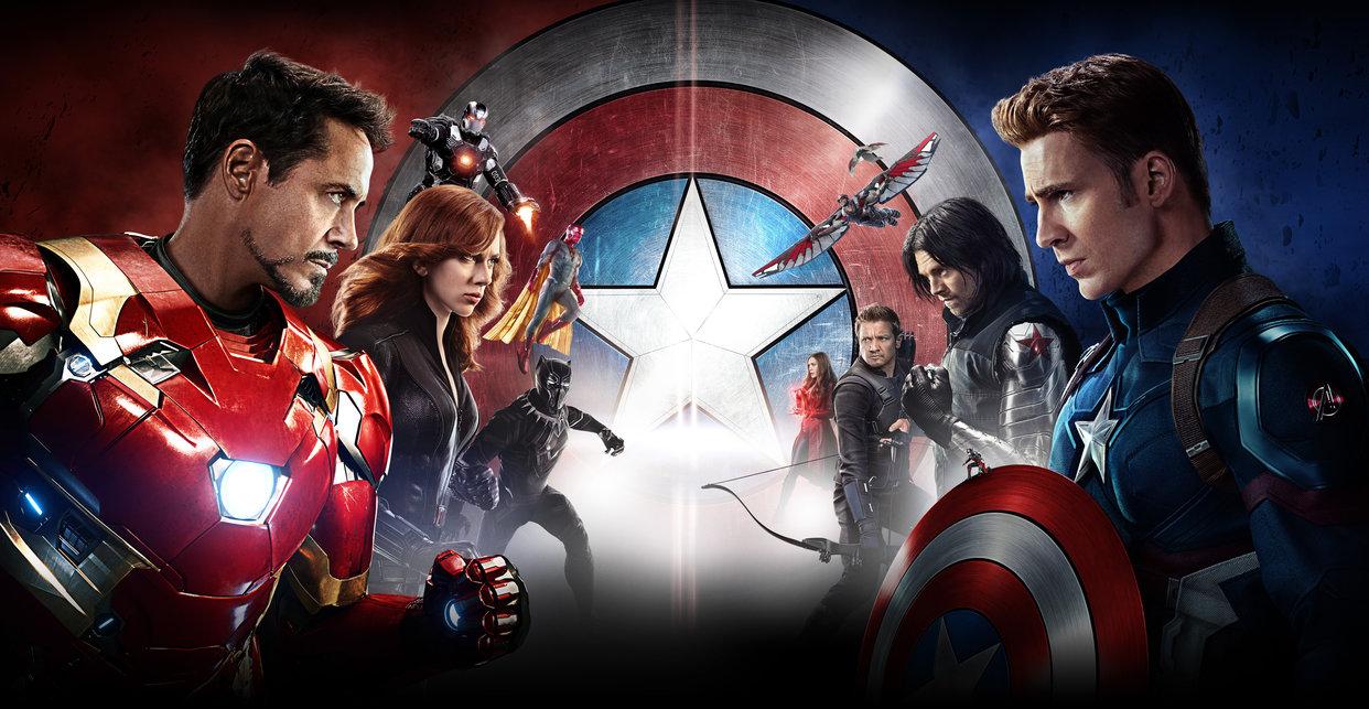 Capitão América: Guerra Civil | SAPO Mag