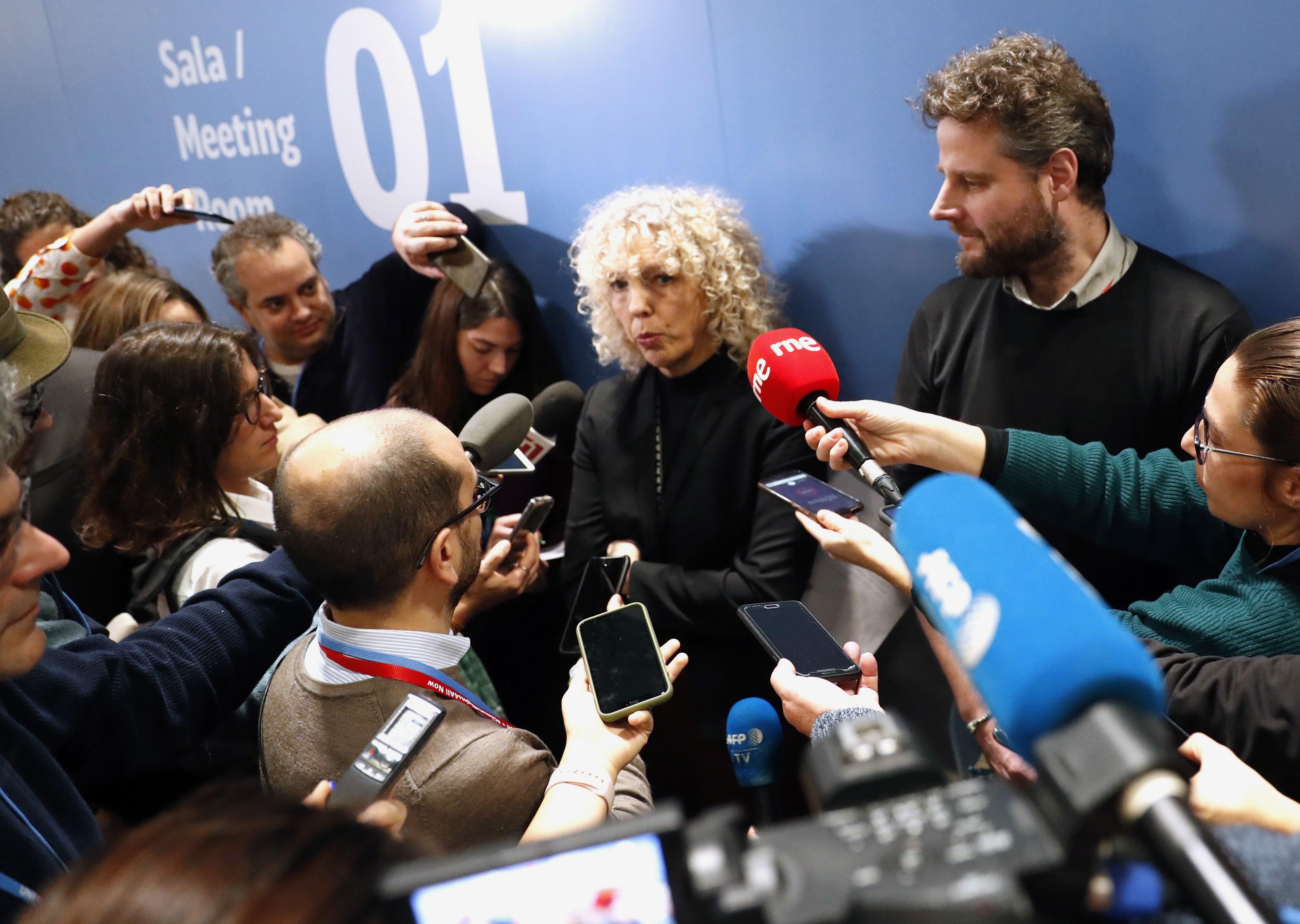 """Organizações não governamentais ambientalistas criticam cimeira de """"traição"""" às pessoas"""