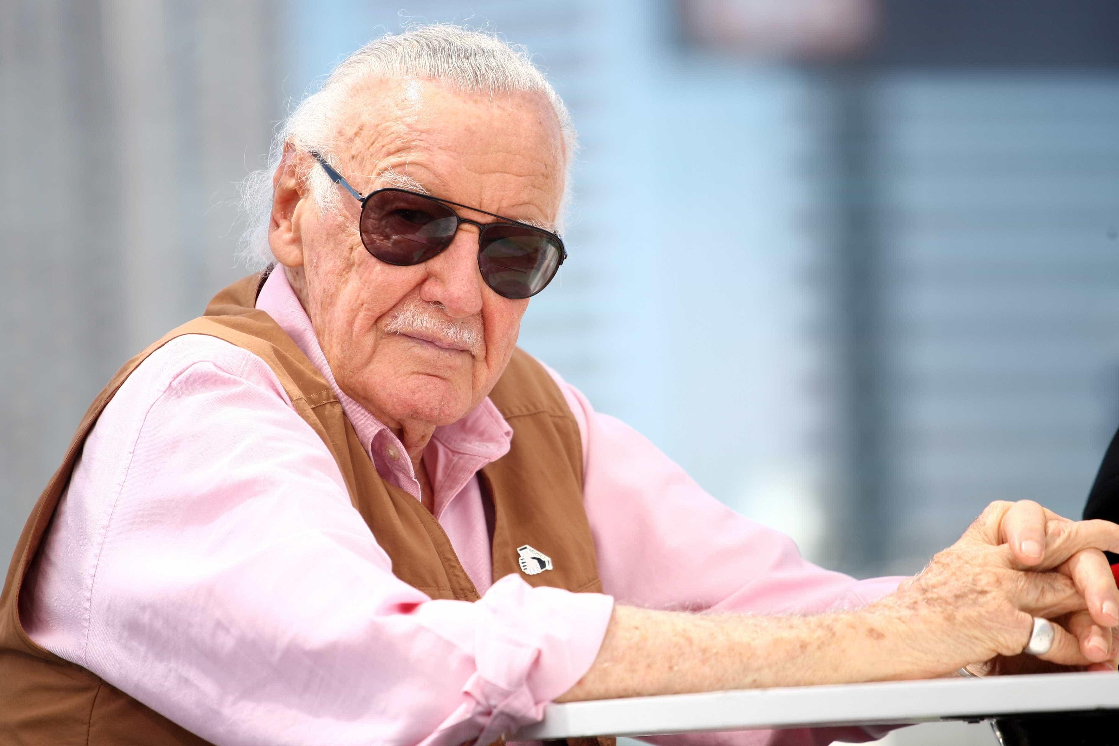 Polícia em casa de Stan Lee: Criador da Marvel pode ter sido agredido