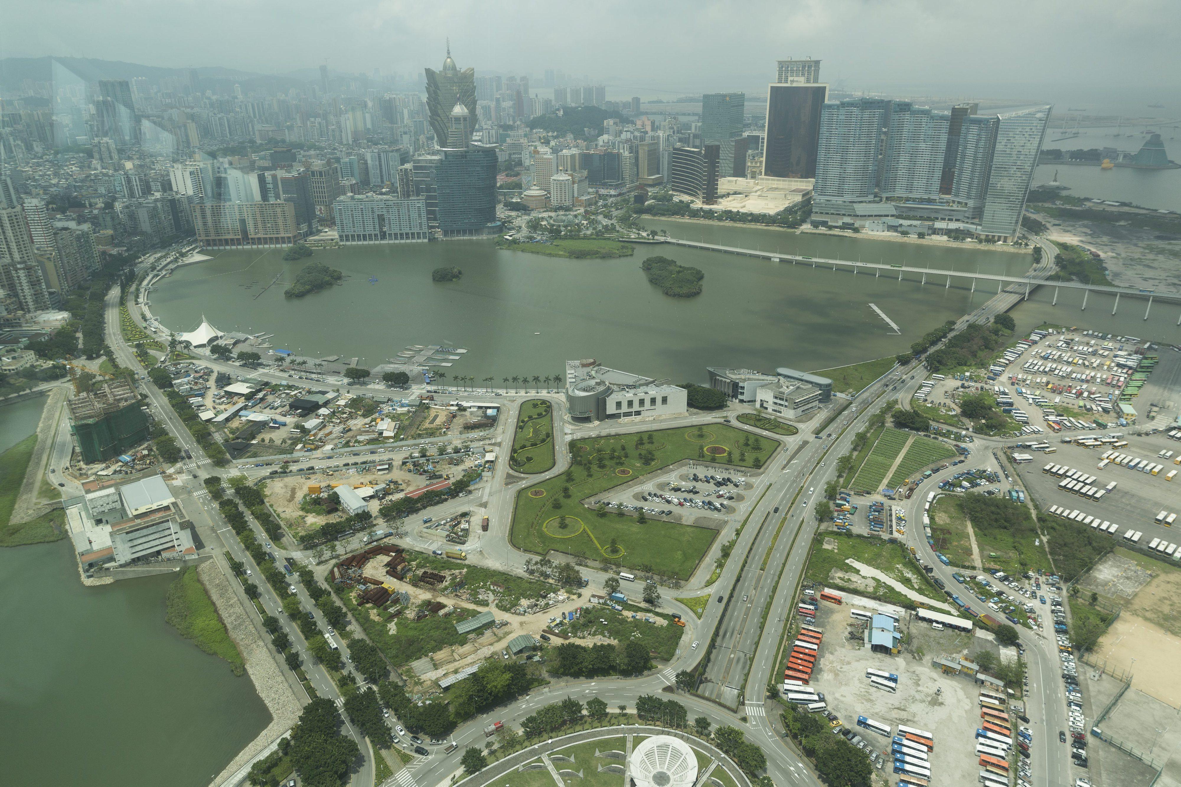 Macau ganha quase 2.000 trabalhadores no espaço de um ano