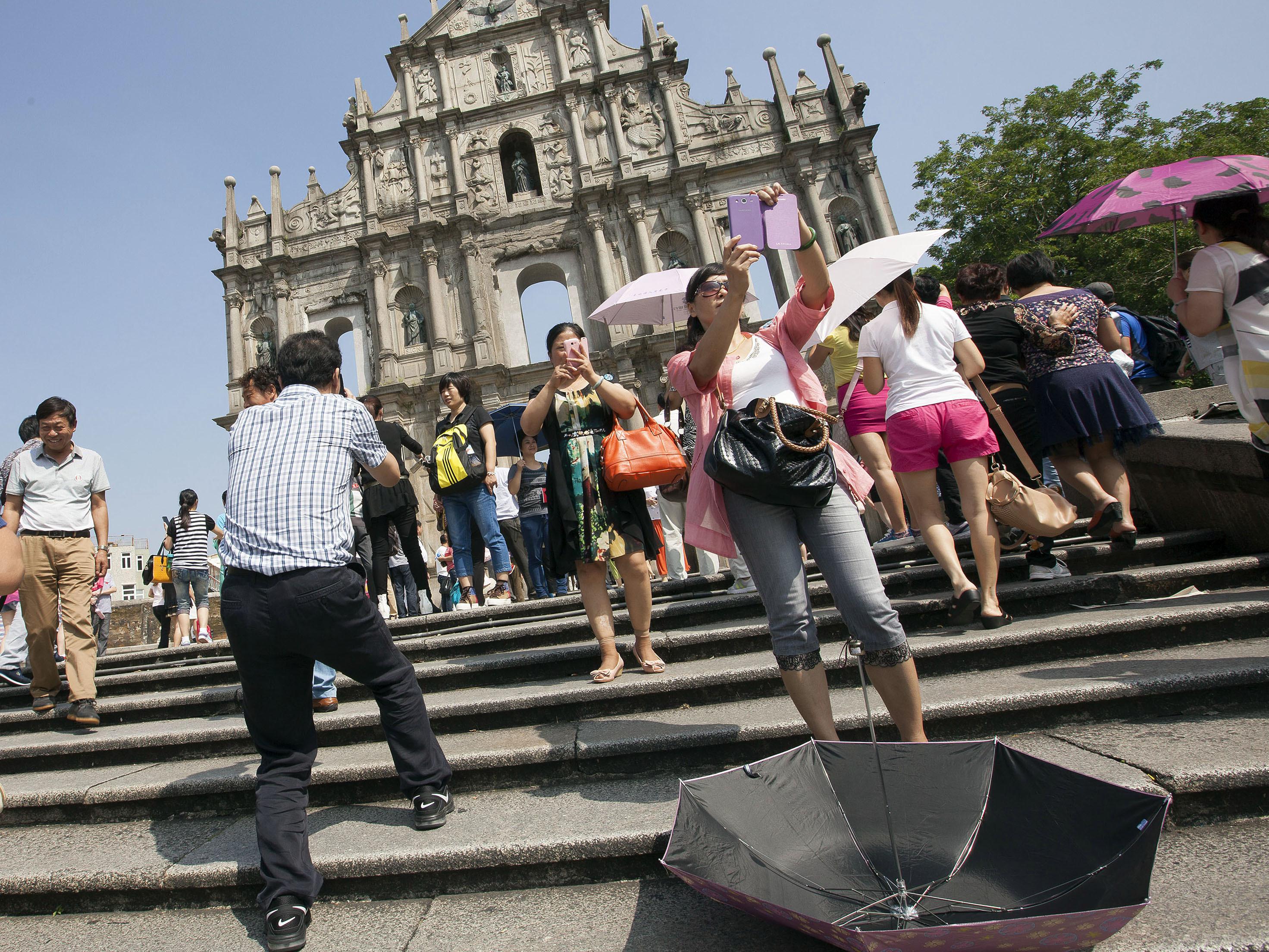 Mais de 30 milhões de pessoas visitaram Macau até setembro