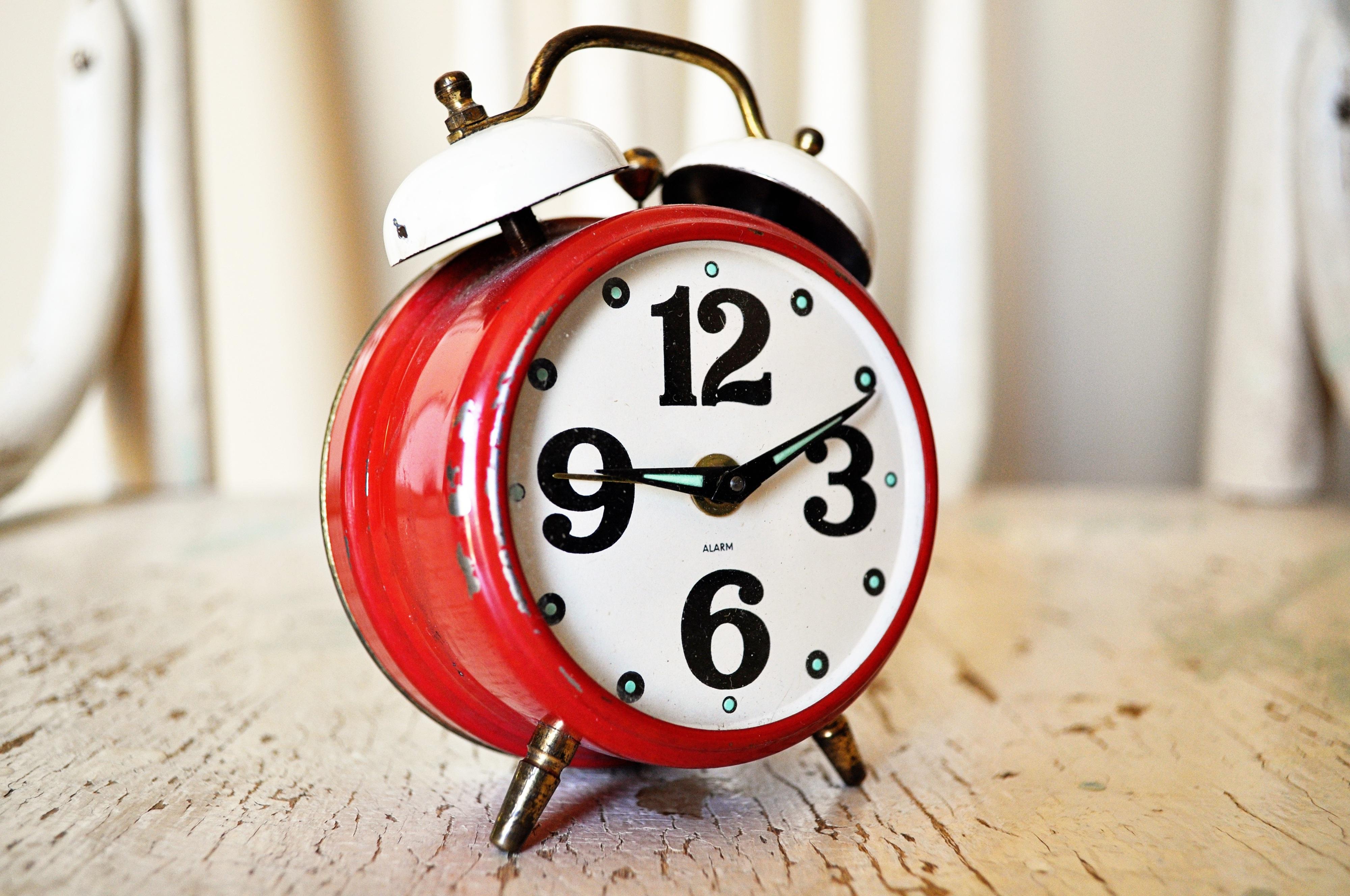 """É melhor antecipar mudança de hora para evitar """"prejuízos"""" no organismo"""