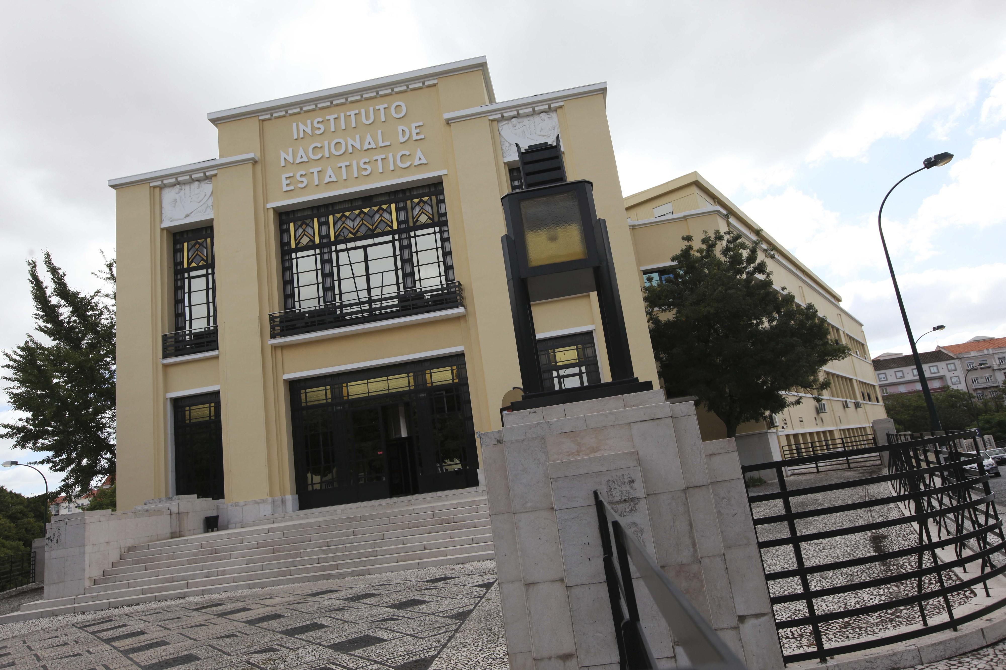 INE divulga hoje défice do 1.º trimestre em contas nacionais