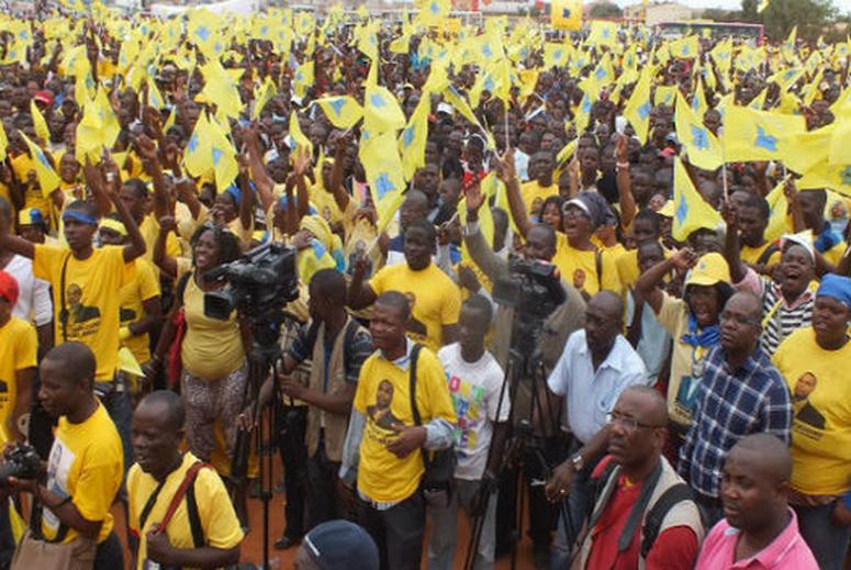 Tribunal dá aval a mais dois partidos na coligação angolana CASA-CE