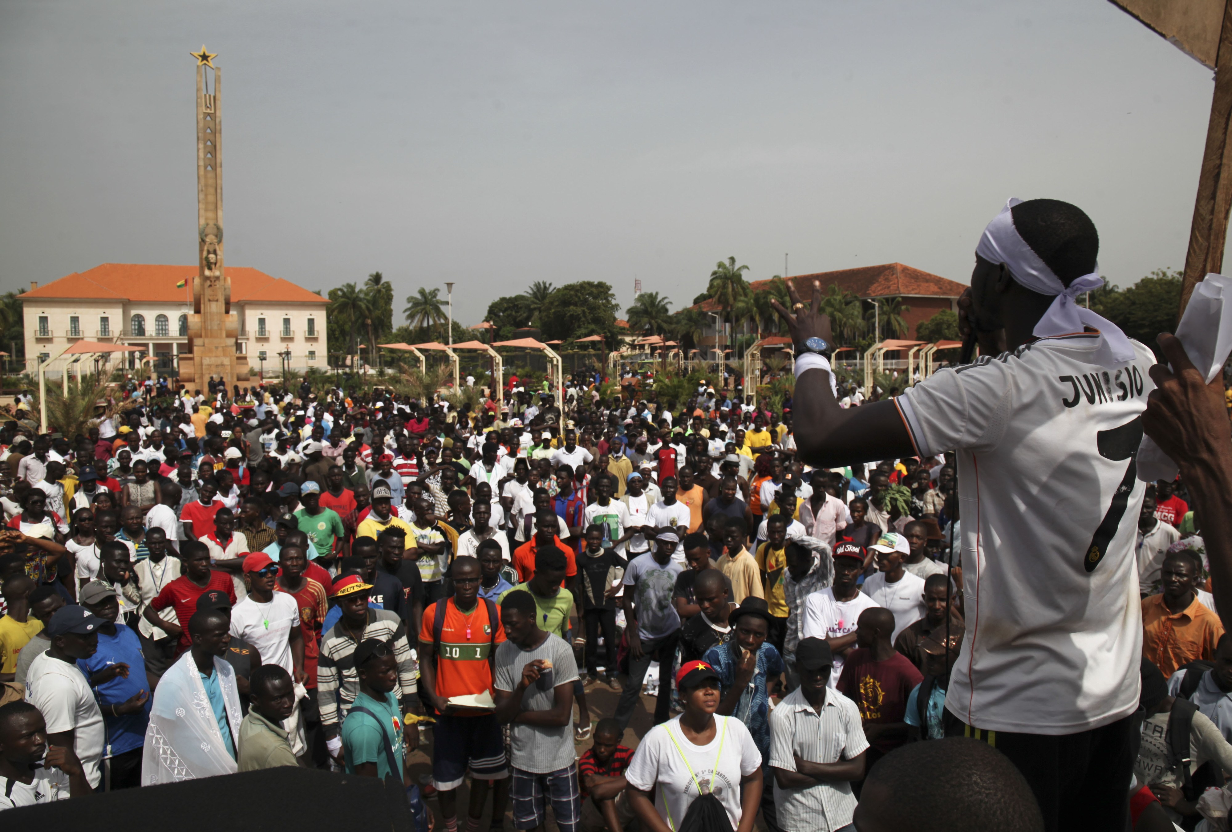 ONGs da Guiné-Bissau querem ajudar a melhorar educação, saúde e economia solidária