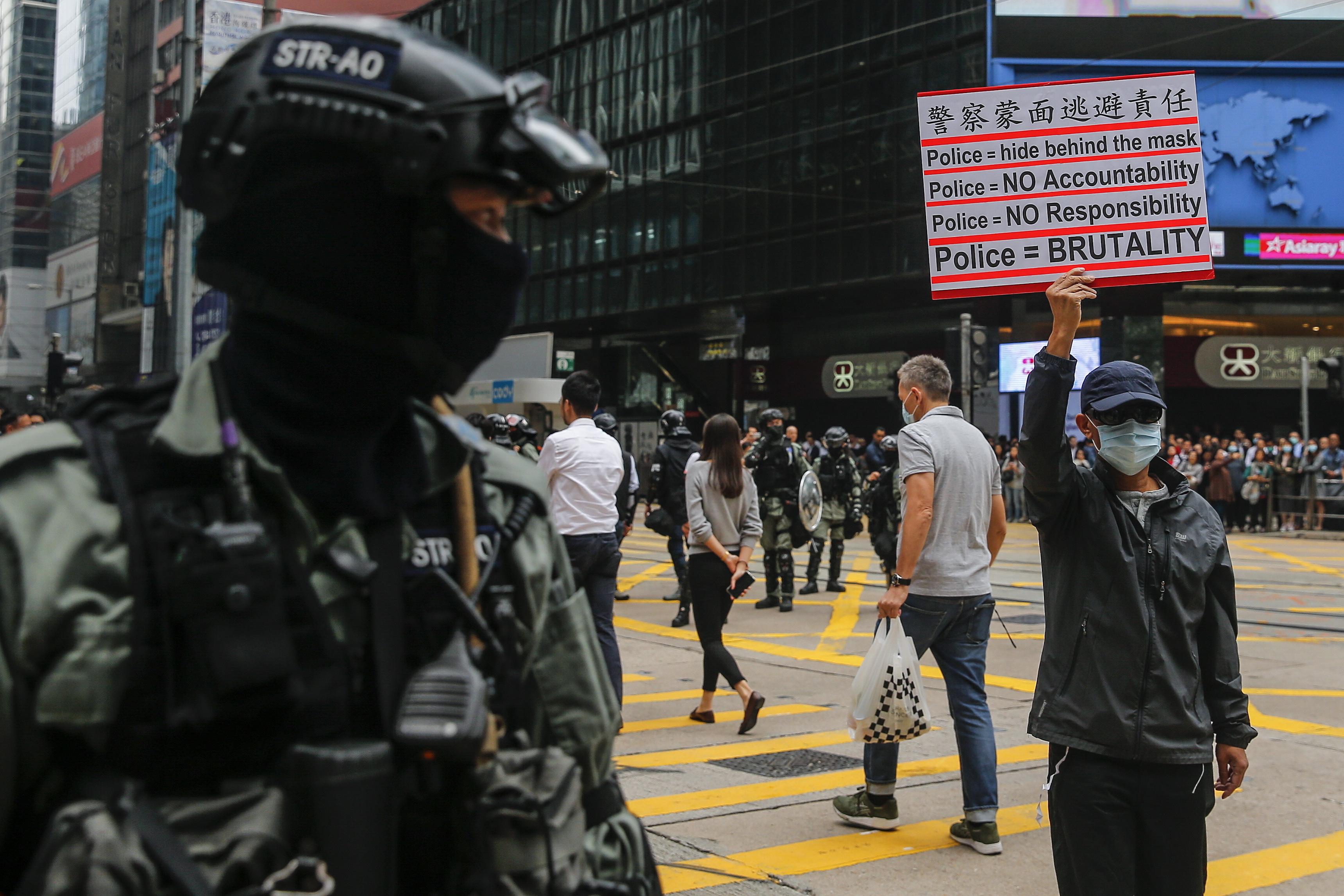 """ONU apela a """"diálogo inclusivo"""" entre setores sociais e Governo de Hong Kong"""
