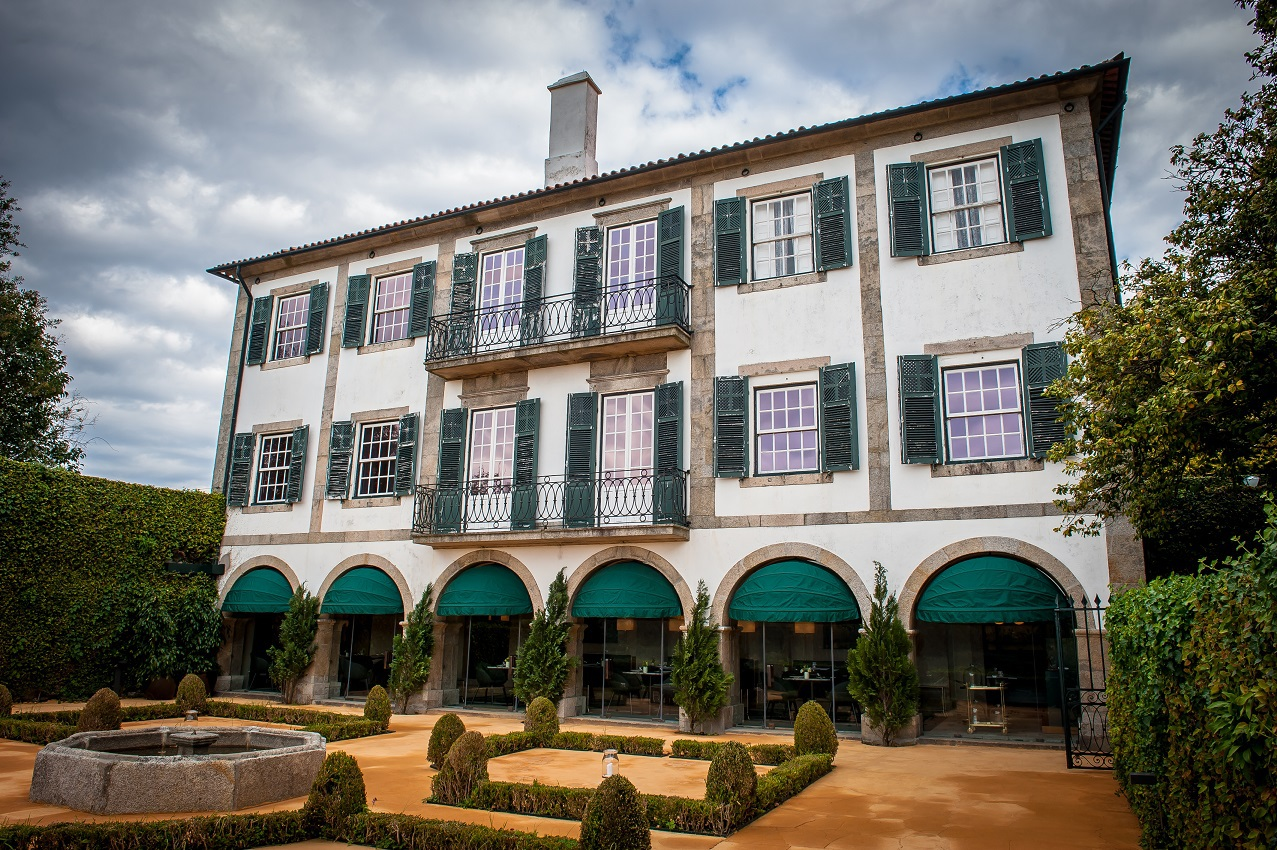 Jantar com sabores durienses no antigo solar do Vinho do Porto
