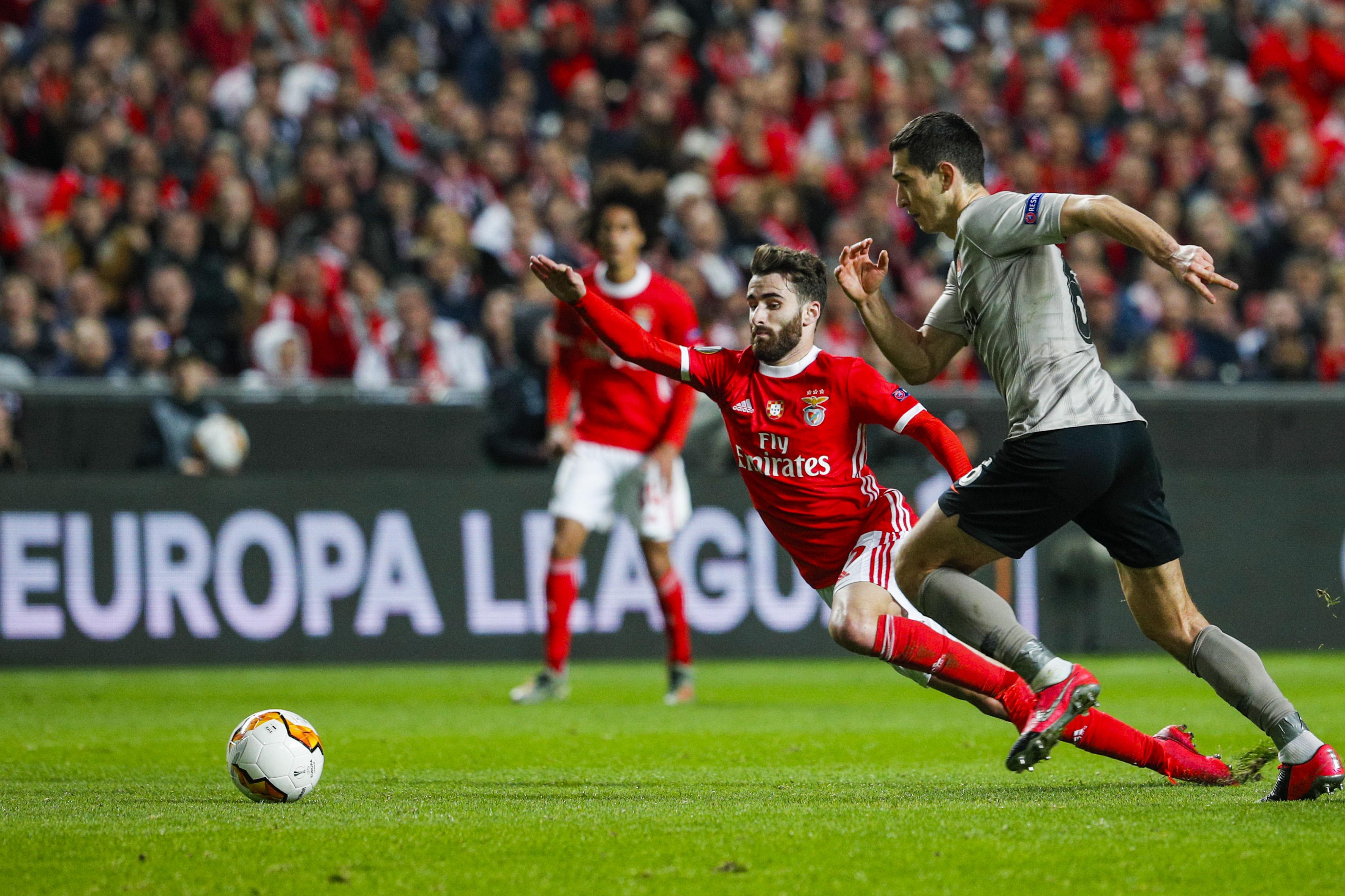 Benfica empata com Shakhtar e está fora da Liga Europa