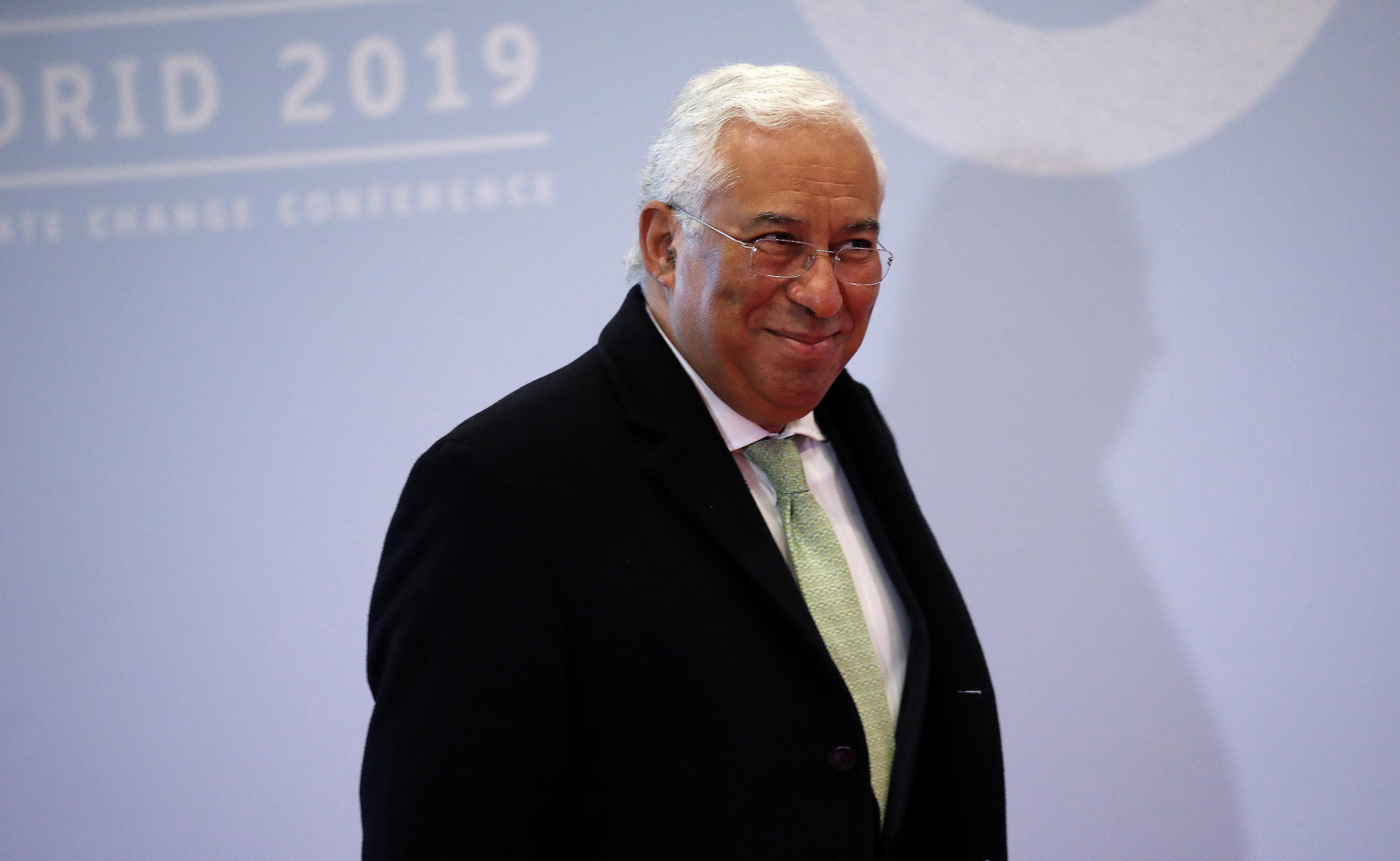 Costa escolhe Quadro Financeiro Plurianual da UE para tema do debate quinzenal