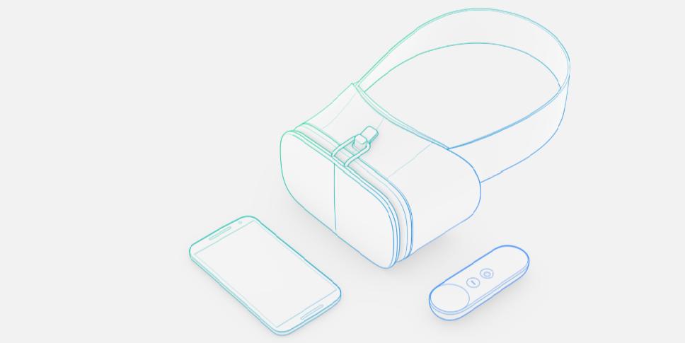 Daydream da Google pode chegar dentro de algumas semanas