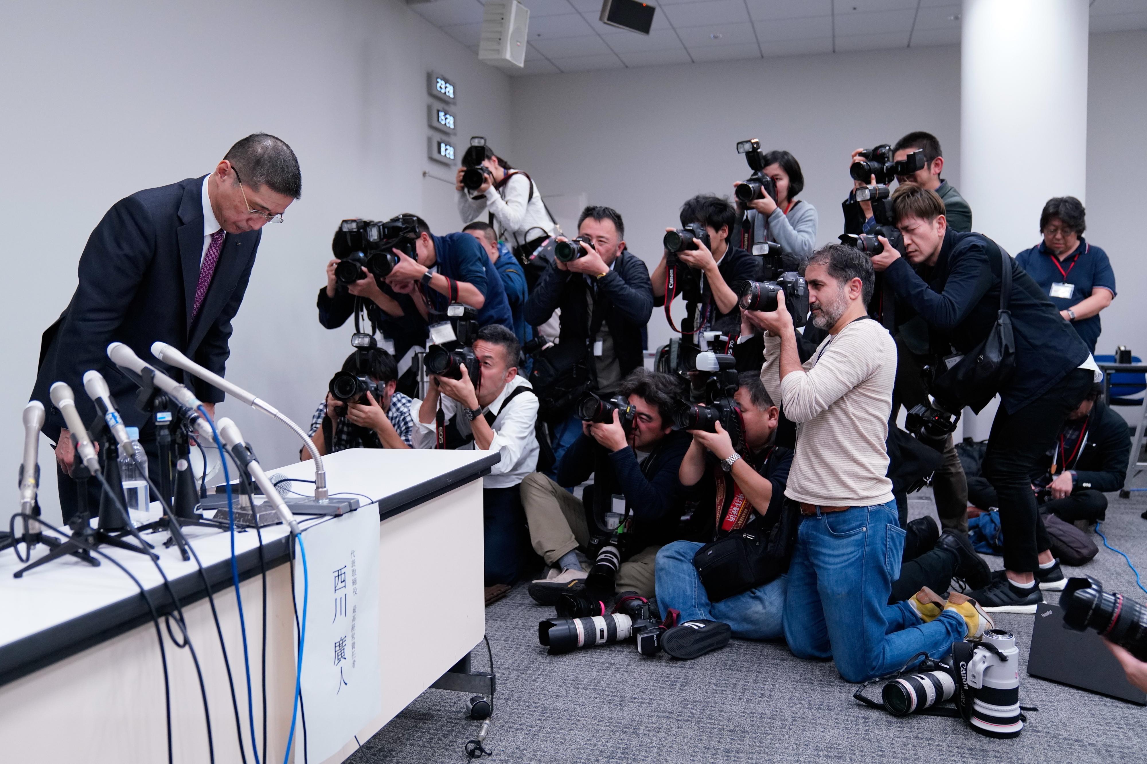 Tribunal de Tóquio prolonga detenção do presidente da Nissan por 10 dias