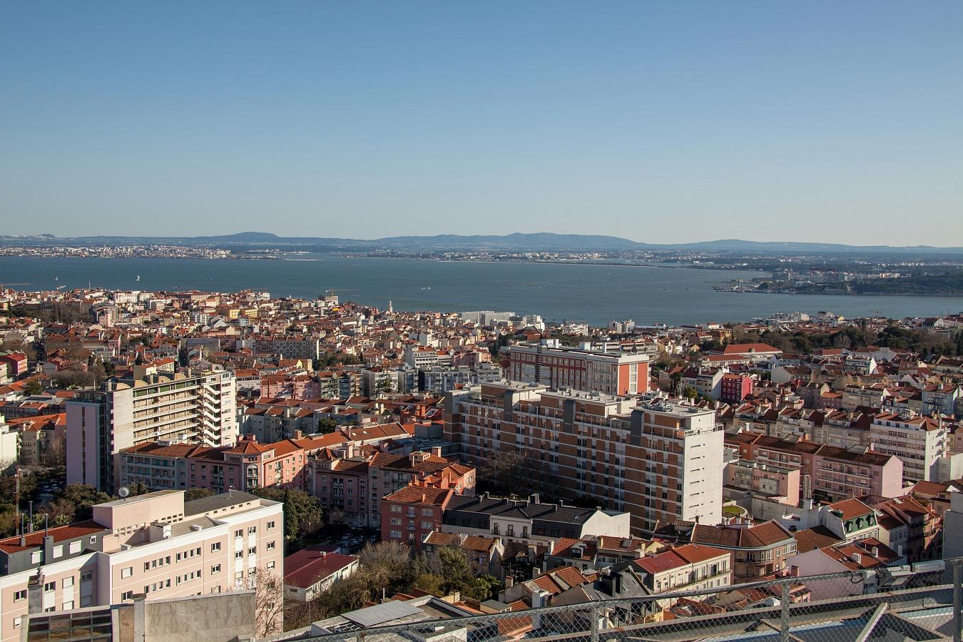 Miradouro mais alto de Lisboa abre hoje ao público