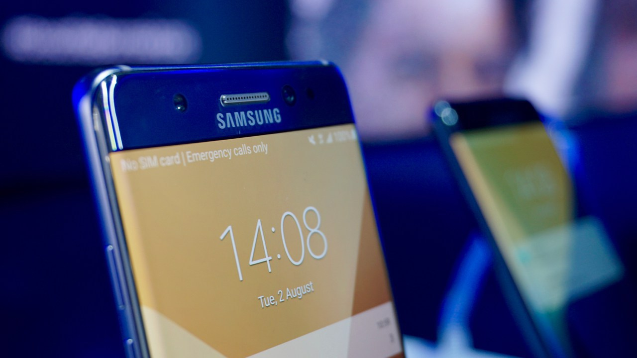 Utilizadores do Note 7 vão ter 50% de desconto no Galaxy S8 ou Note 8
