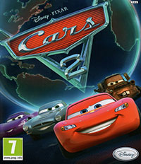 Cars 2 cover