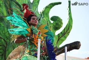 Desfile Flores do Mindelo | Carnaval 2015